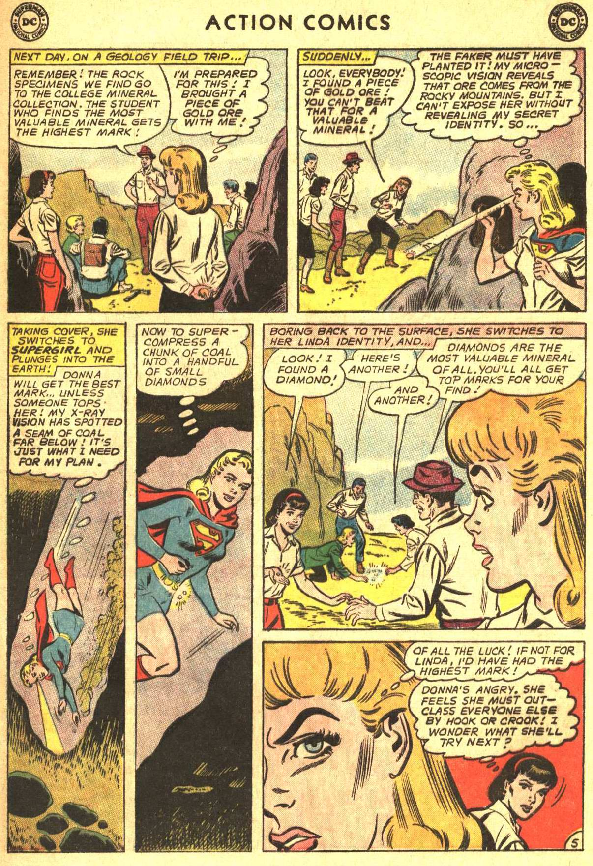 Read online Action Comics (1938) comic -  Issue #319 - 25