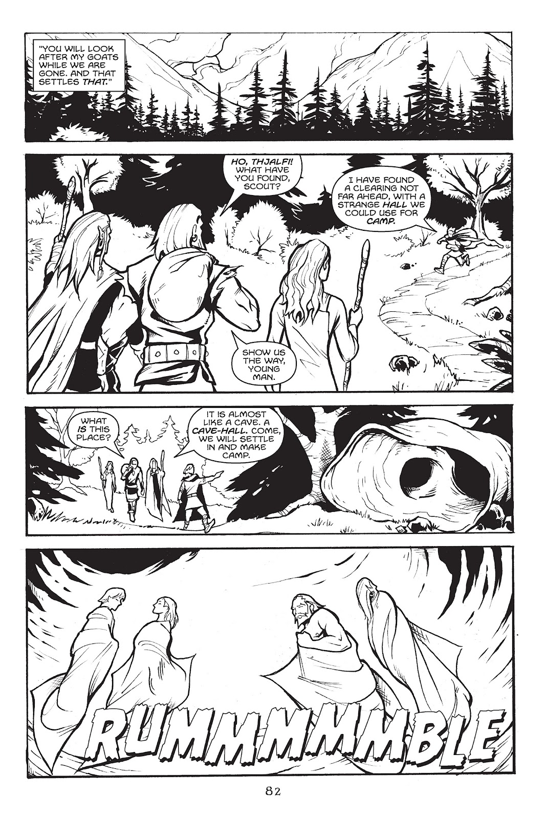 Read online Gods of Asgard comic -  Issue # TPB (Part 1) - 83