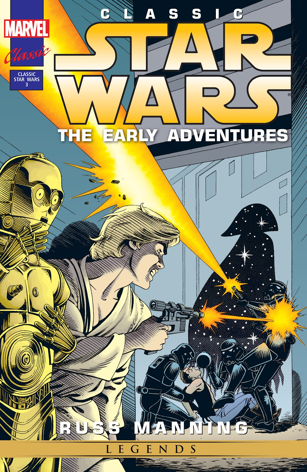 Read online Star Wars Legends: The Newspaper Strips - Epic Collection comic -  Issue # TPB (Part 1) - 89