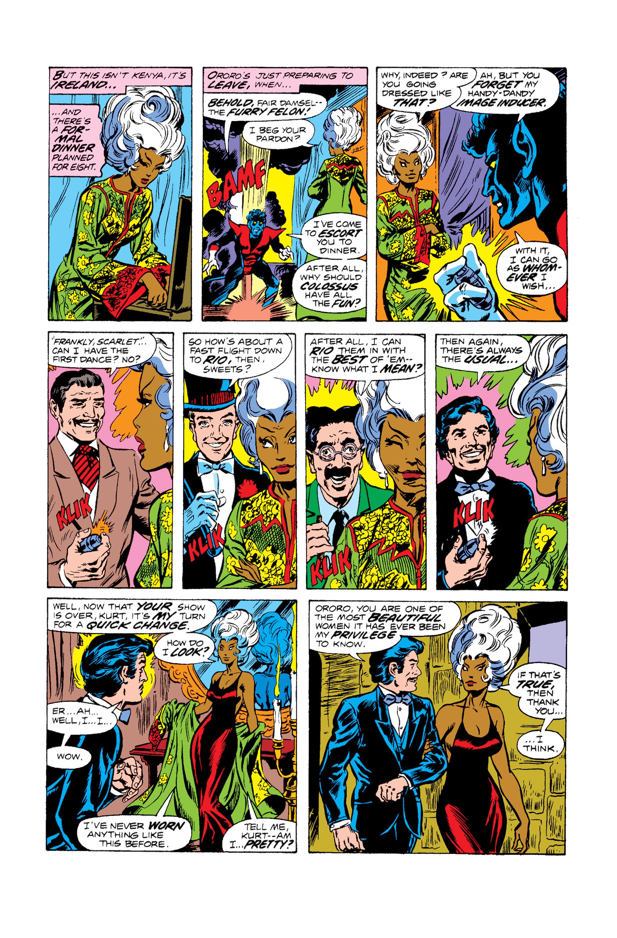Uncanny X-Men (1963) 101 Page 14