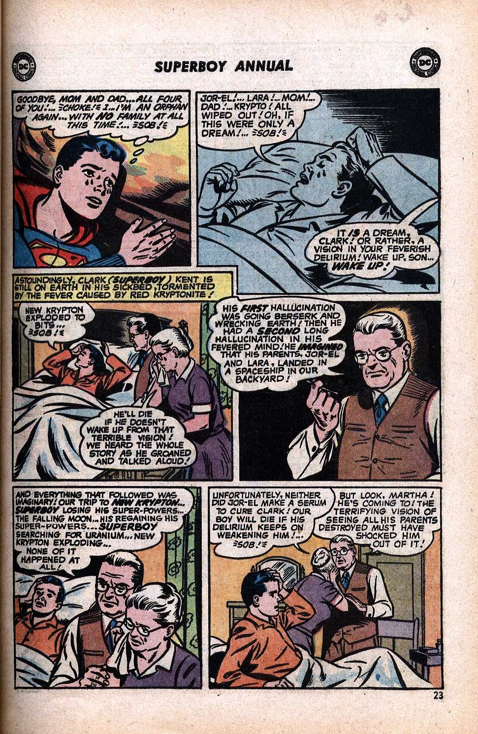 Superboy (1949) issue Annual 1 - Page 25