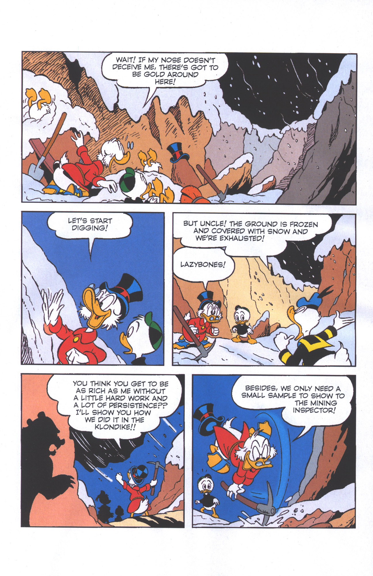 Read online Uncle Scrooge (1953) comic -  Issue #387 - 8