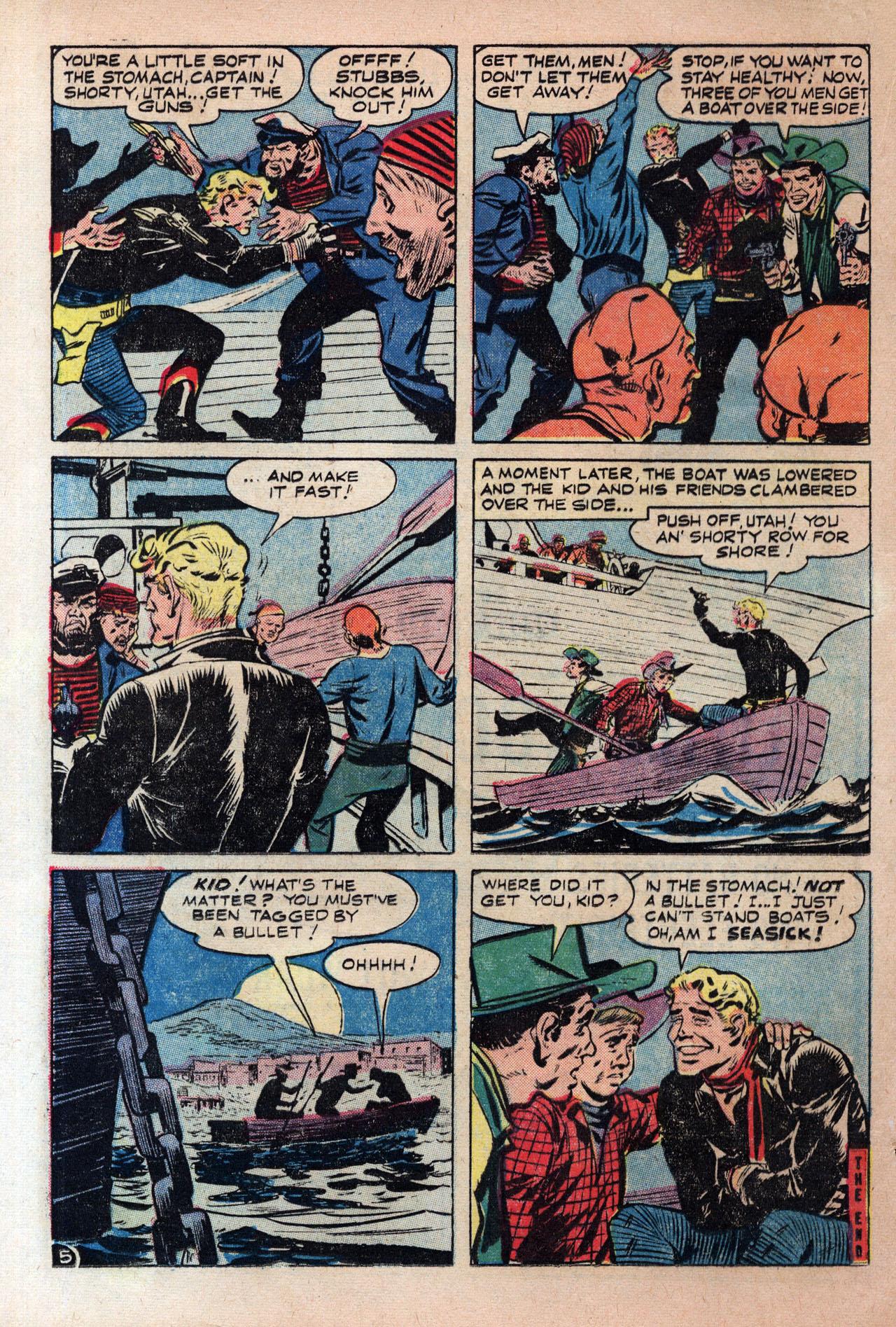 Read online Two-Gun Kid comic -  Issue #30 - 20