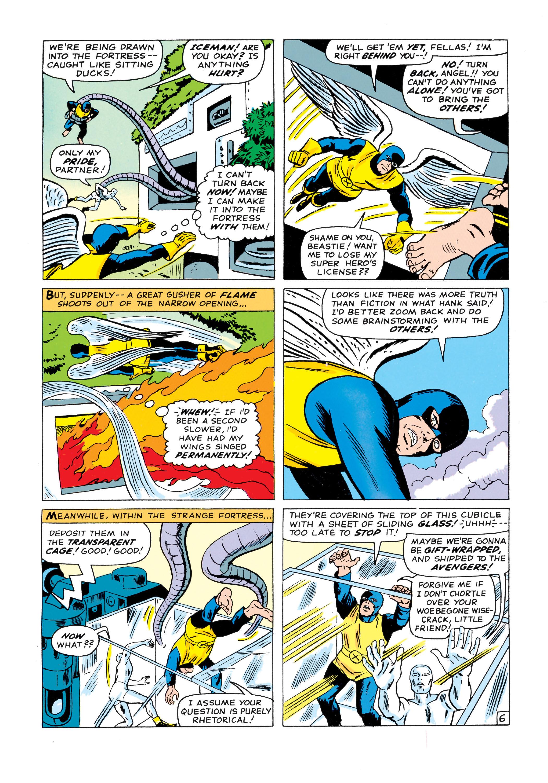 Read online Uncanny X-Men (1963) comic -  Issue #15 - 7