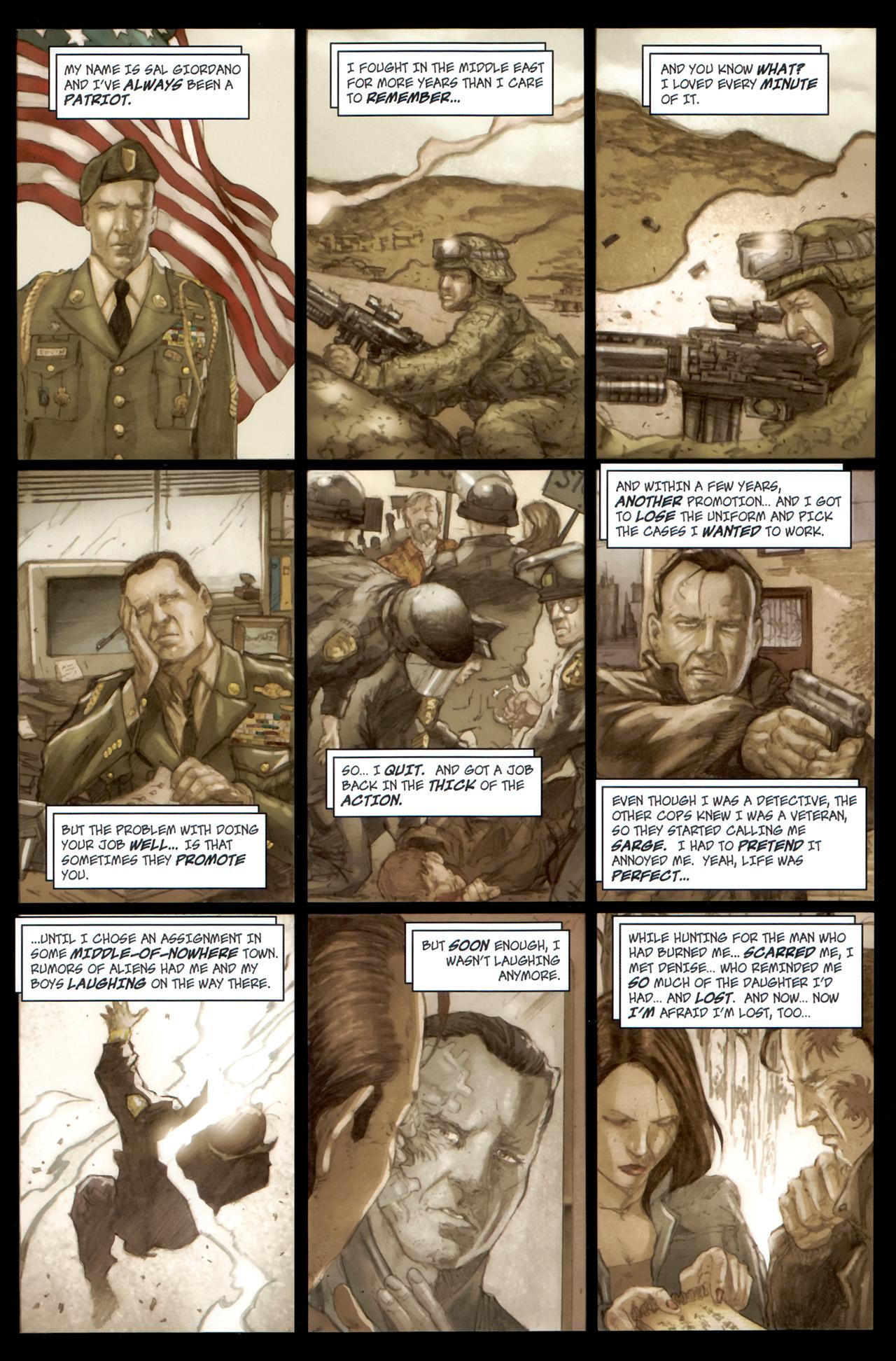 Read online Phoenix comic -  Issue #6 - 3