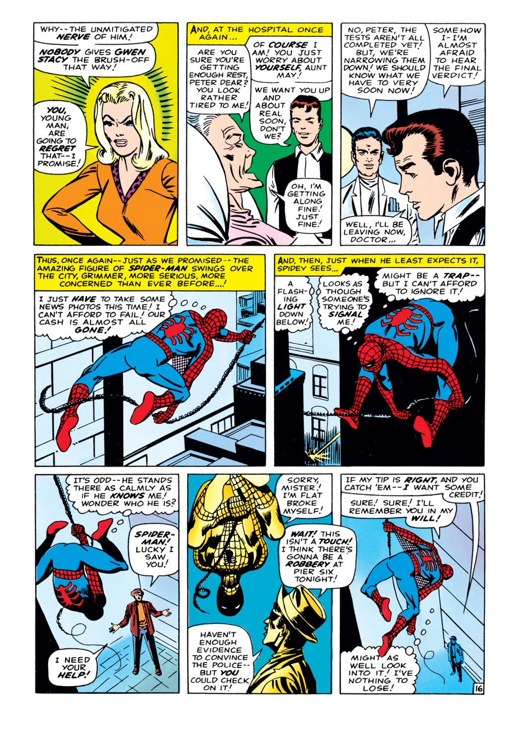 The Amazing Spider-Man (1963) 31 Page 16