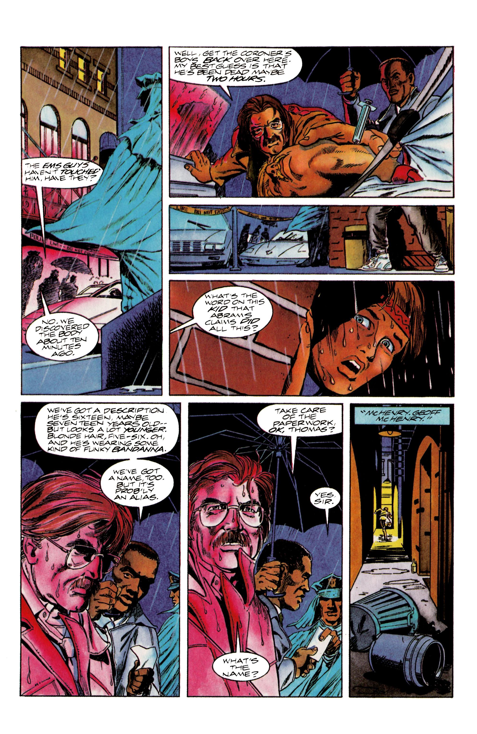 Read online Eternal Warrior (1992) comic -  Issue #13 - 10