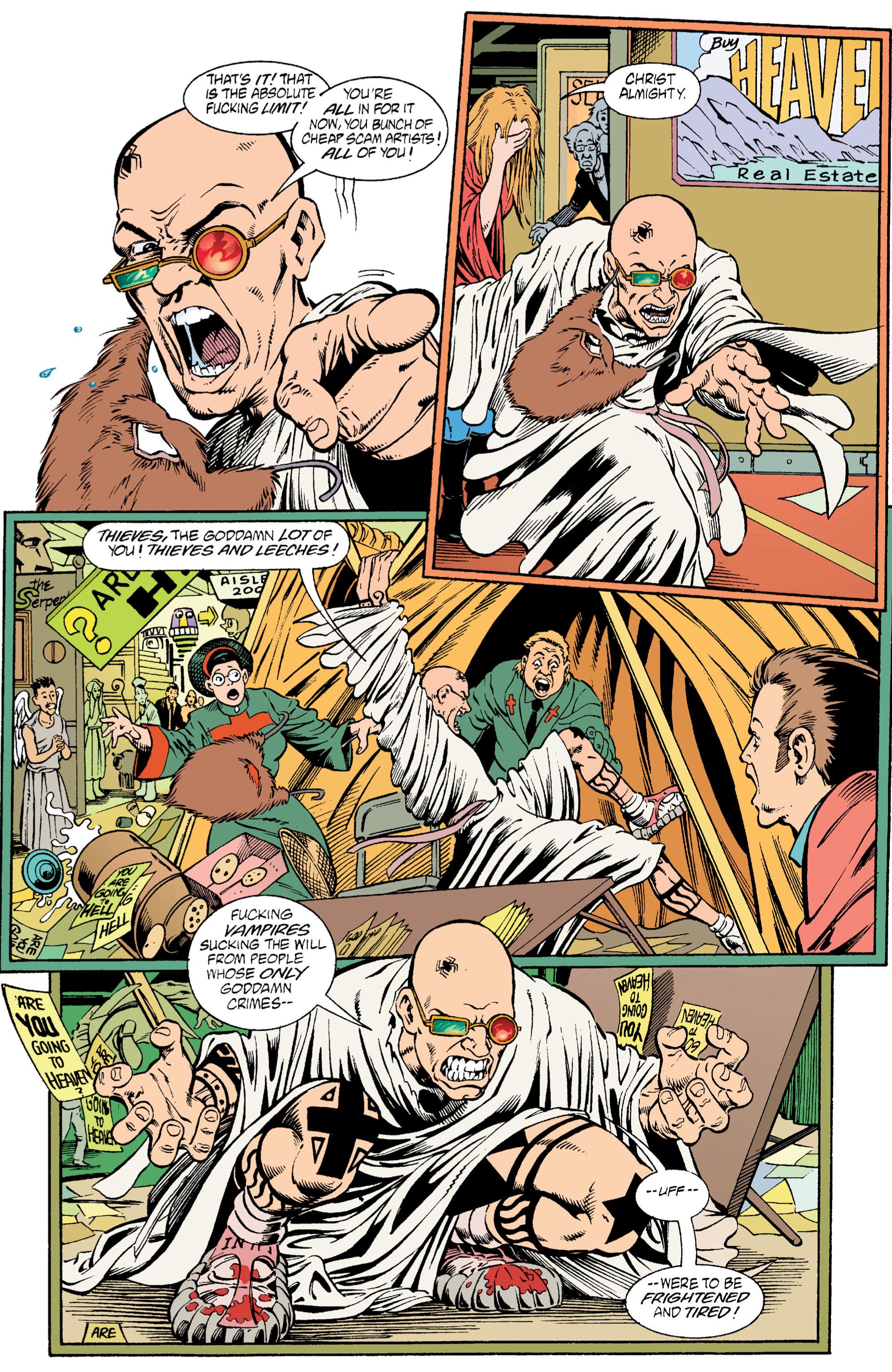 Read online Transmetropolitan comic -  Issue #6 - 22