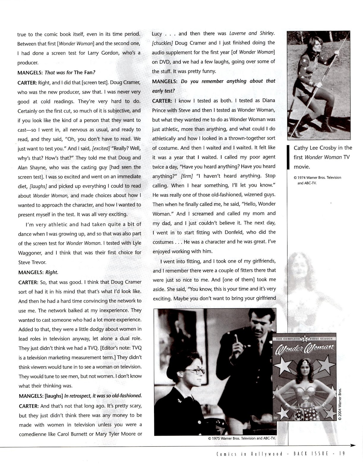 Back Issue issue 5 - Page 21