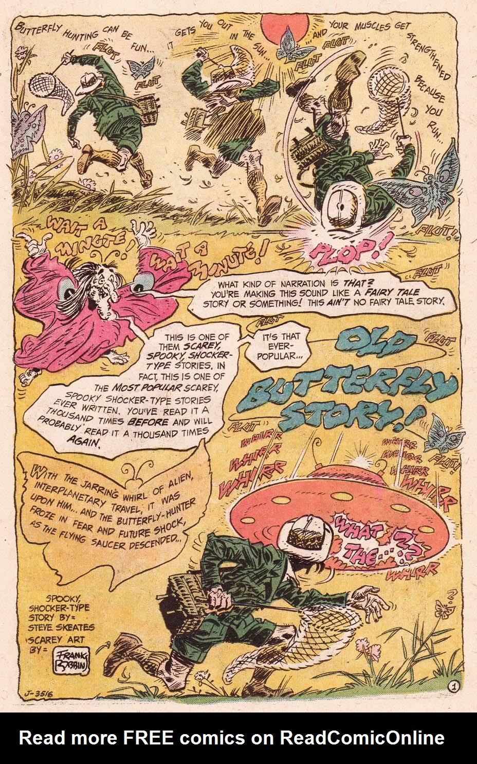 Read online Plop! comic -  Issue #17 - 15
