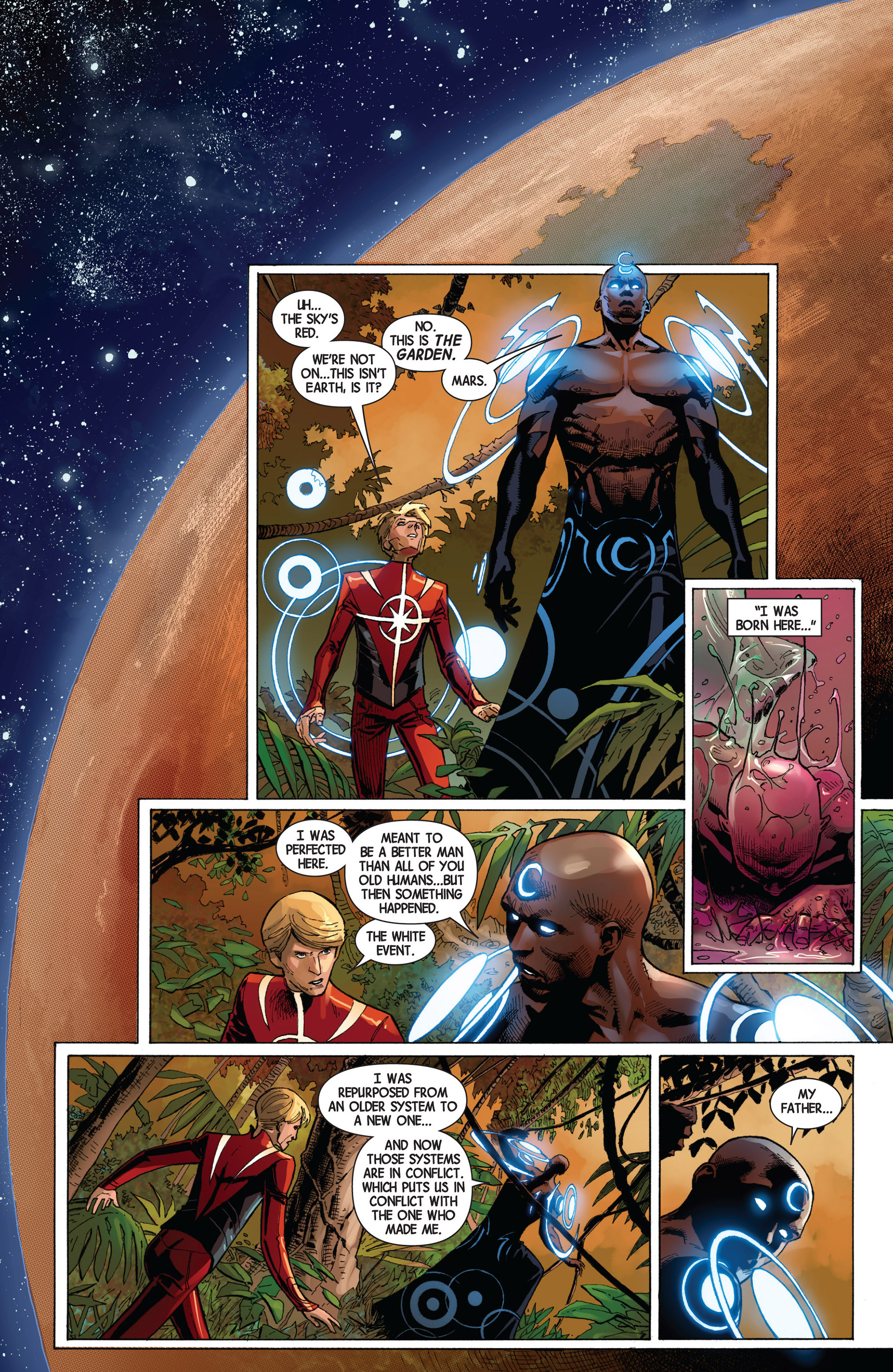 Read online Avengers (2013) comic -  Issue #8 - 22