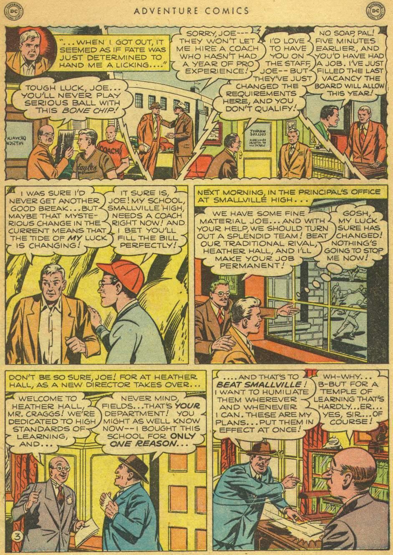 Read online Adventure Comics (1938) comic -  Issue #162 - 5