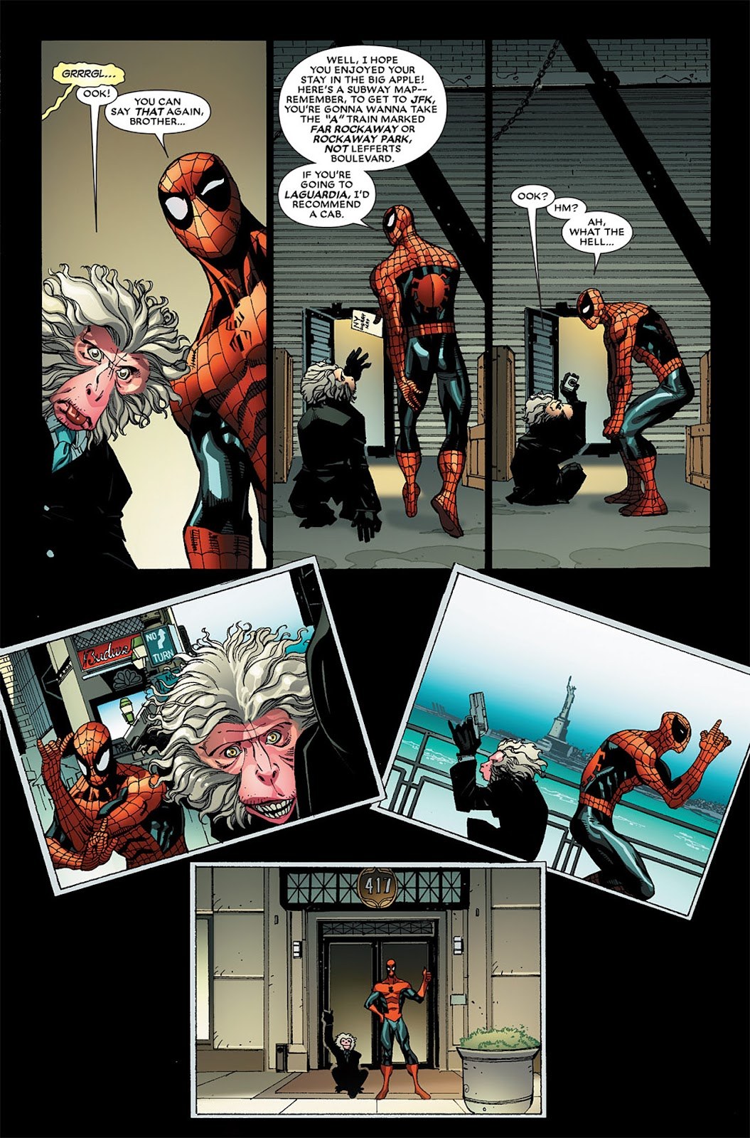 Read online Deadpool (2008) comic -  Issue #20 - 17