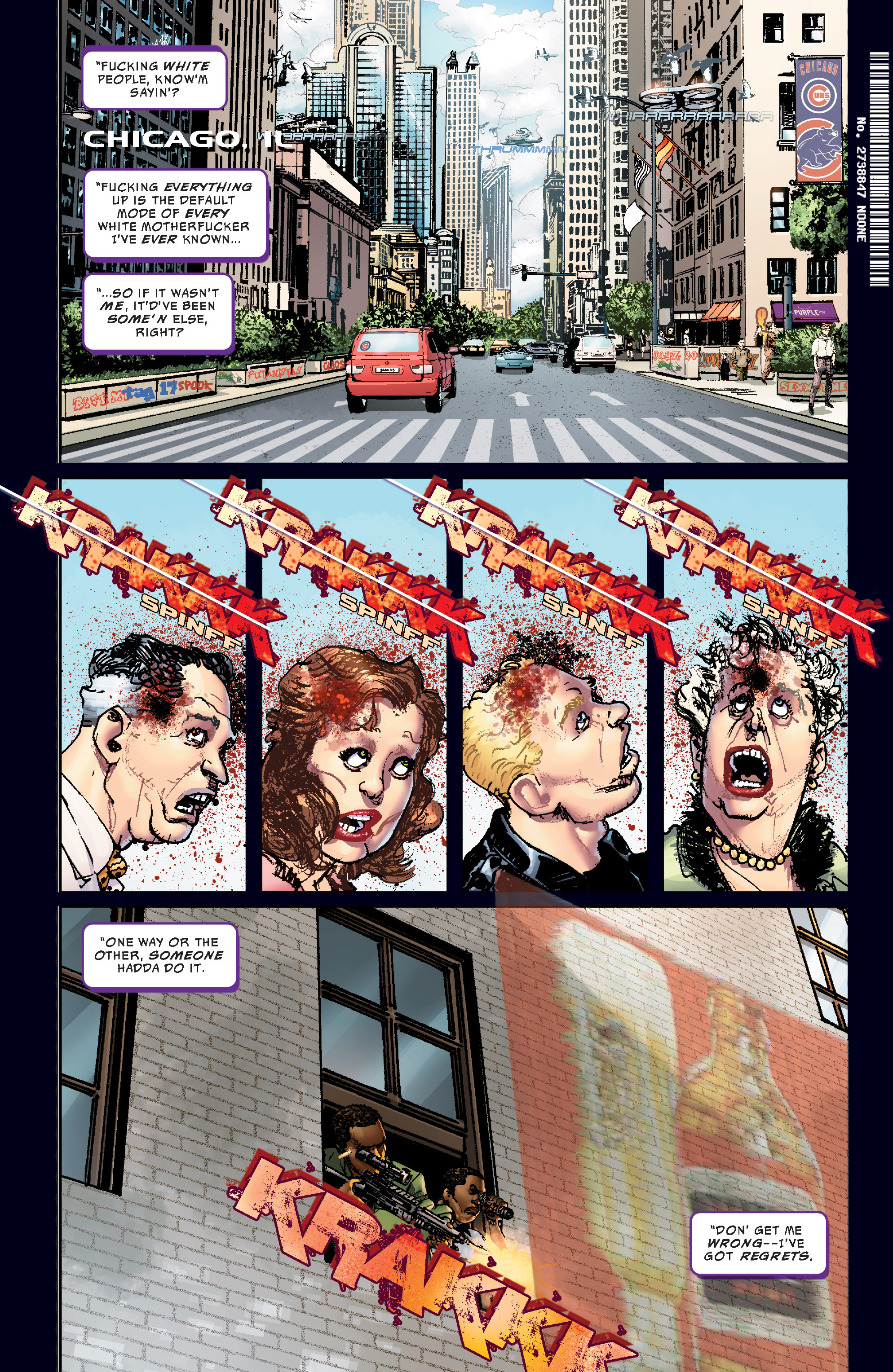 Read online The Divided States of Hysteria comic -  Issue #1 - 7