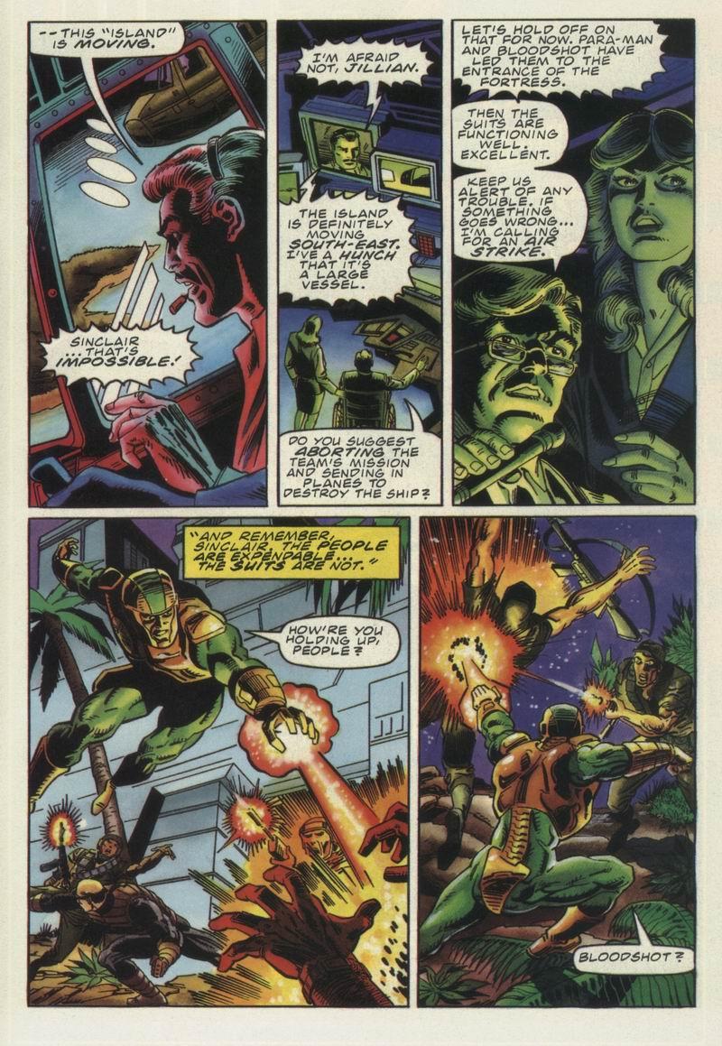 Read online Secret Weapons comic -  Issue #12 - 9