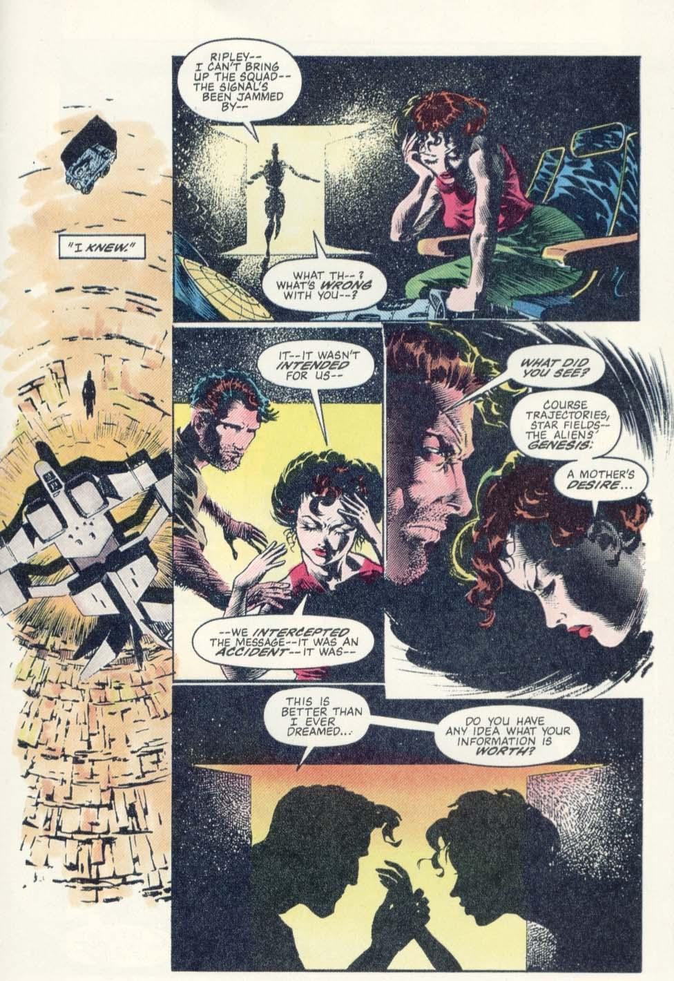 Read online Aliens: Earth War comic -  Issue #1 - 23