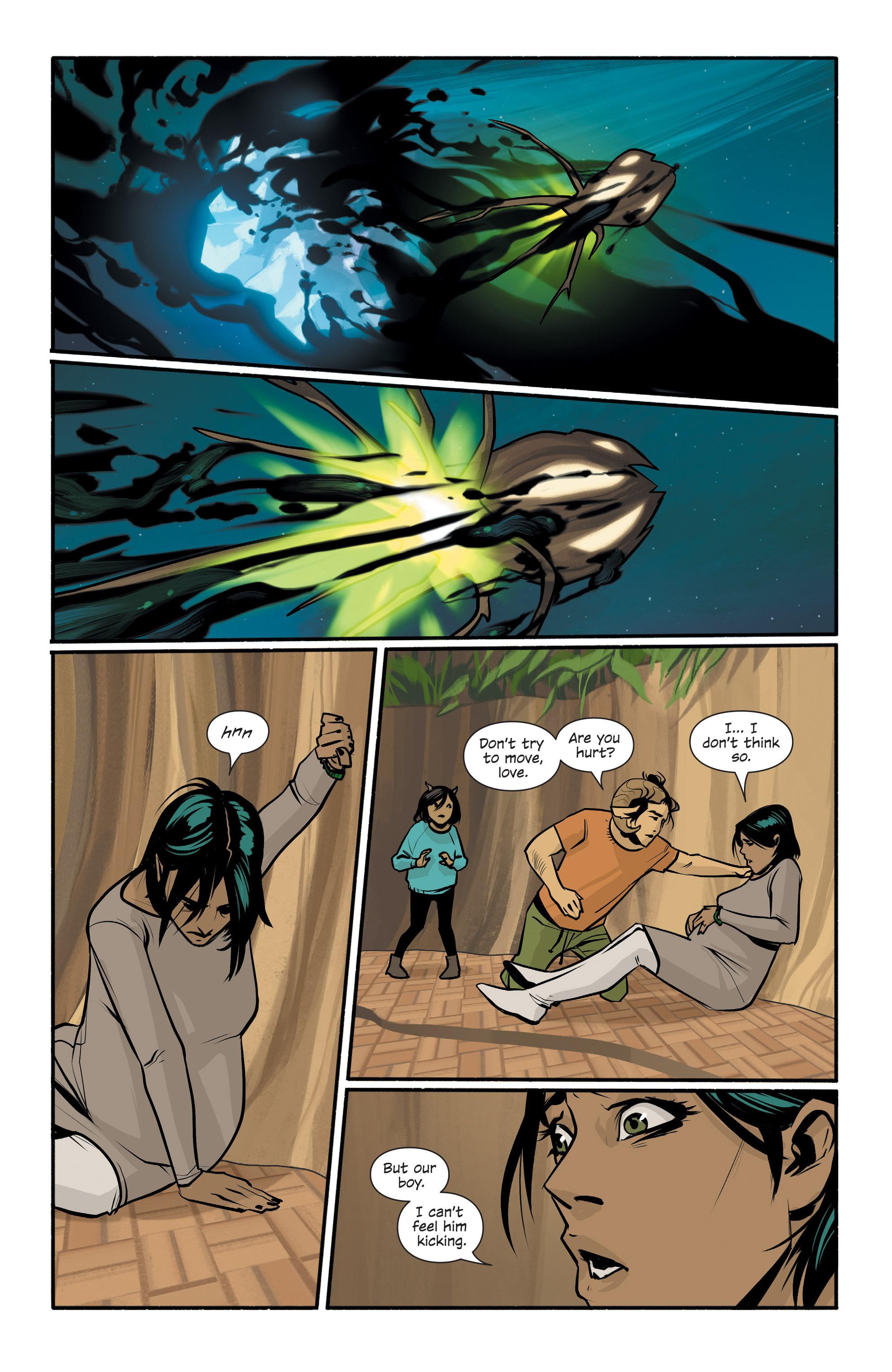 Read online Saga comic -  Issue #42 - 21