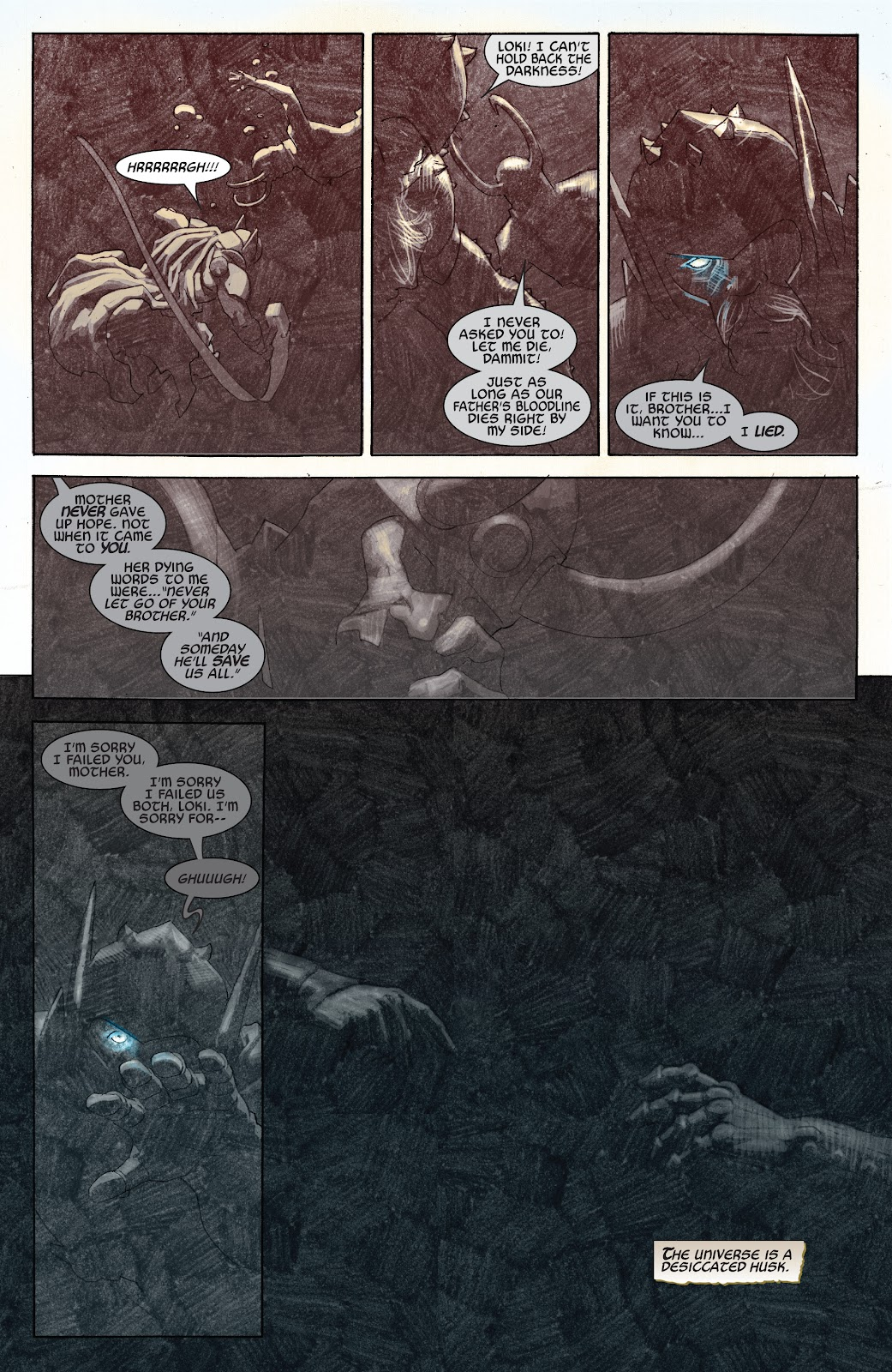 Read online King Thor comic -  Issue #2 - 21
