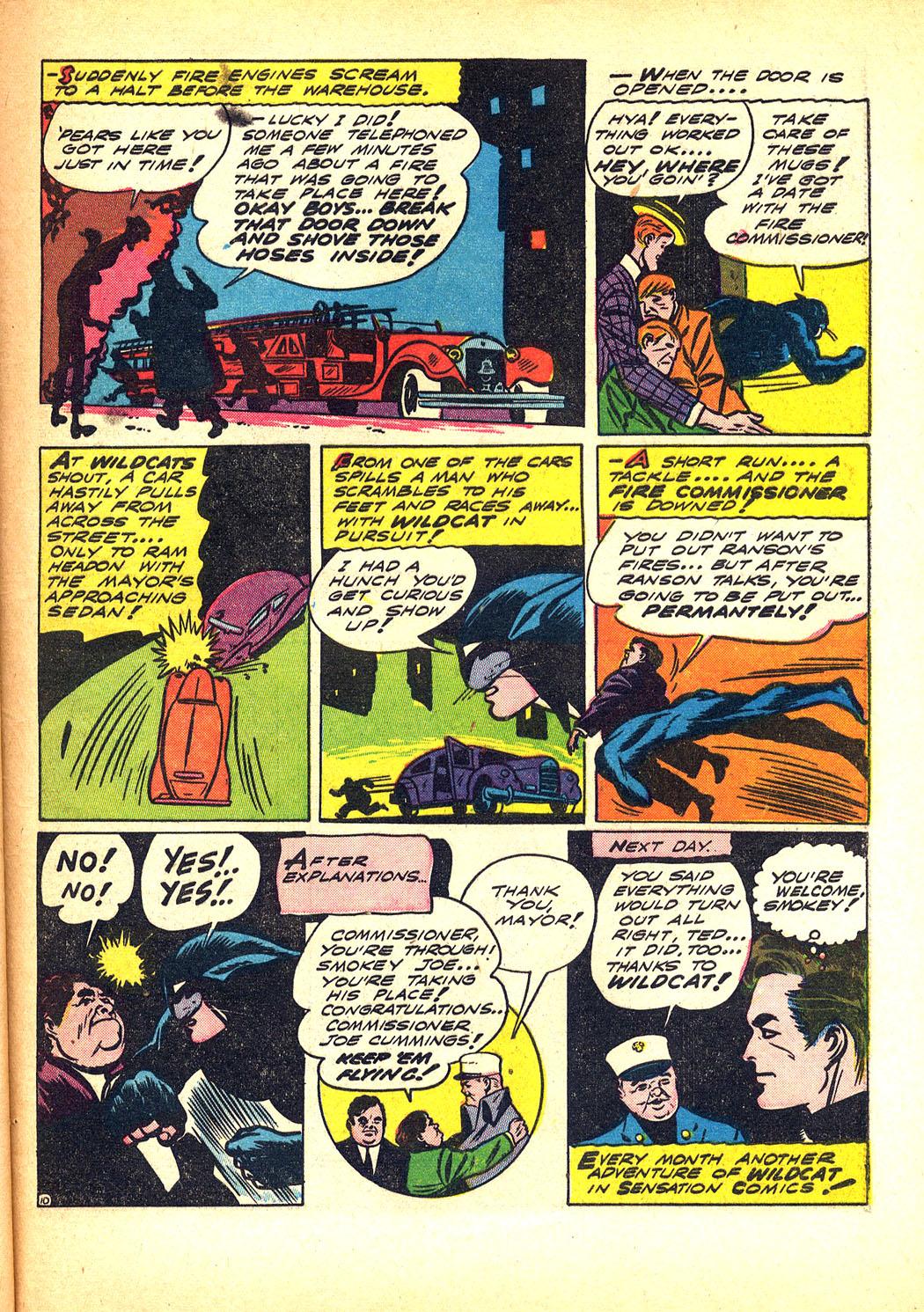 Read online Sensation (Mystery) Comics comic -  Issue #8 - 65