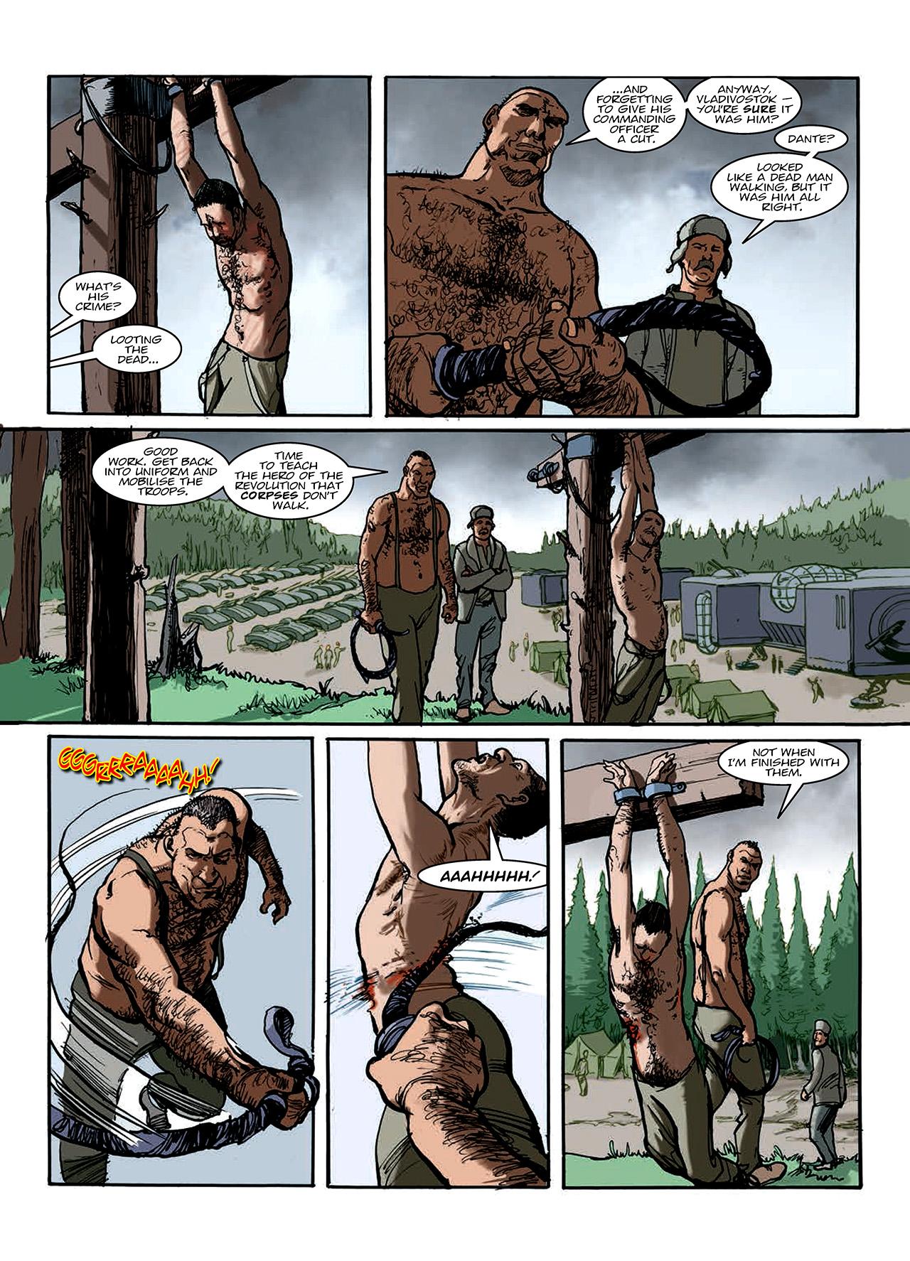 Read online Nikolai Dante comic -  Issue # TPB 10 - 147