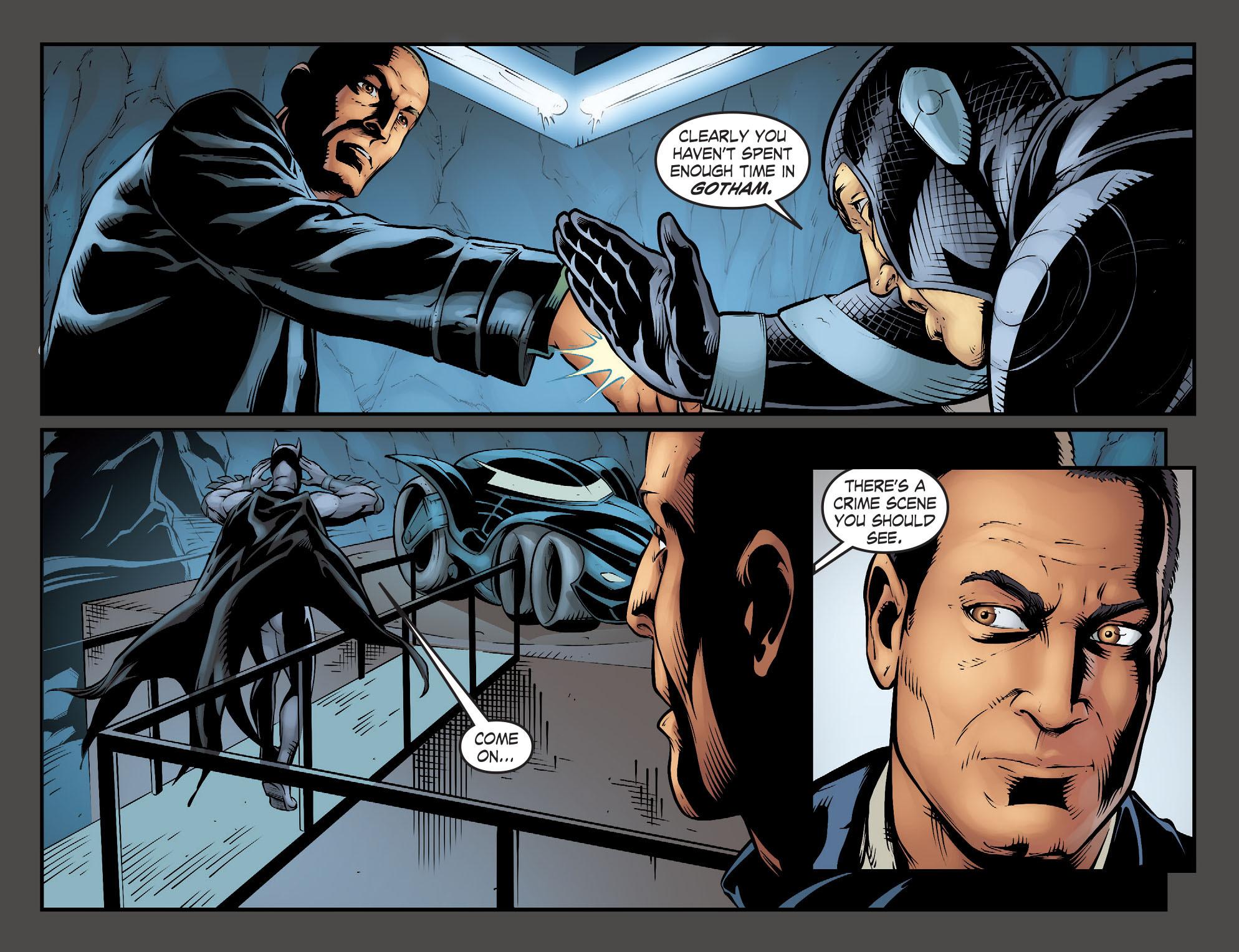 Read online Smallville: Season 11 comic -  Issue #32 - 8