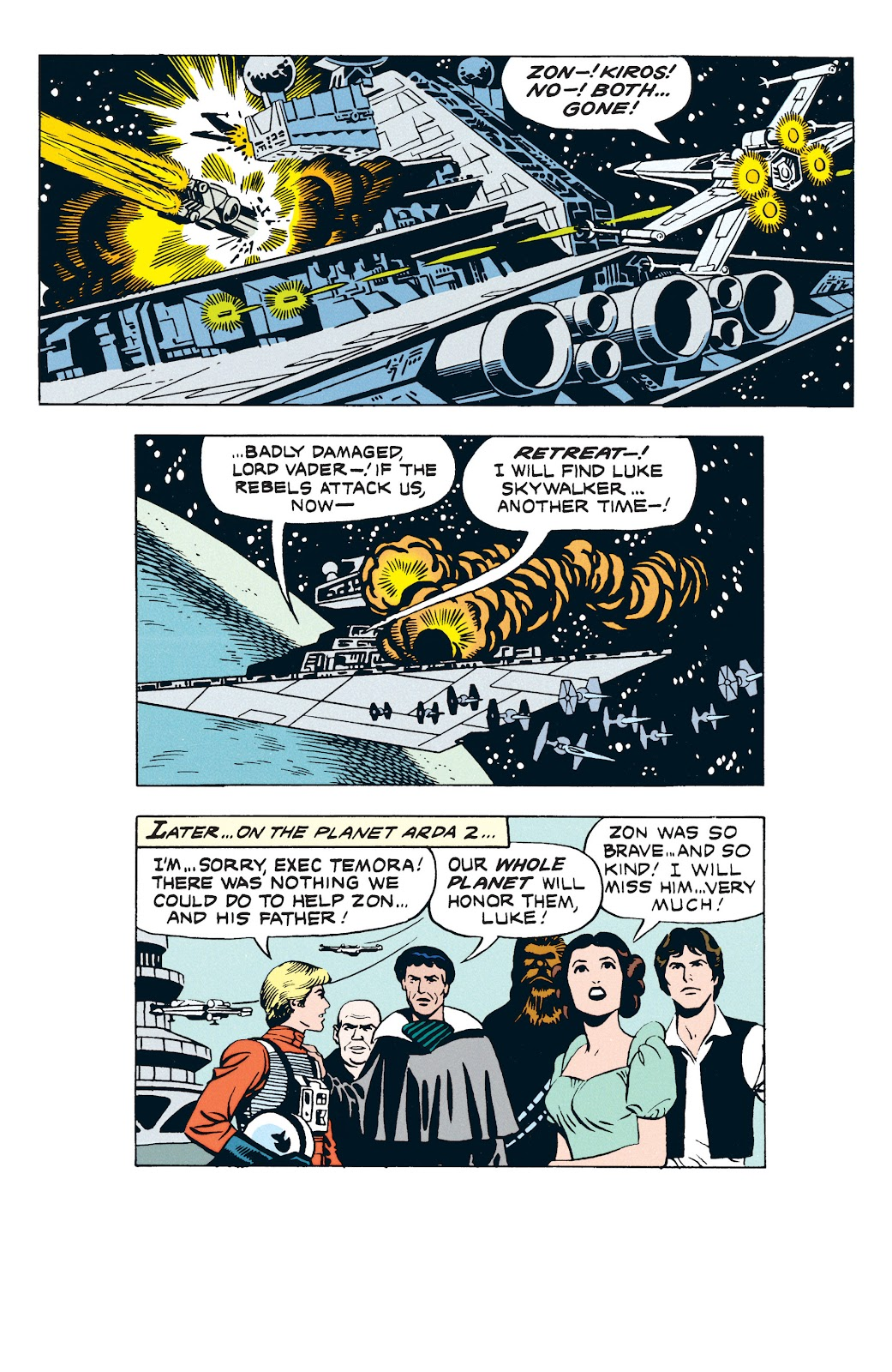 Read online Star Wars Legends: The Newspaper Strips - Epic Collection comic -  Issue # TPB (Part 3) - 55