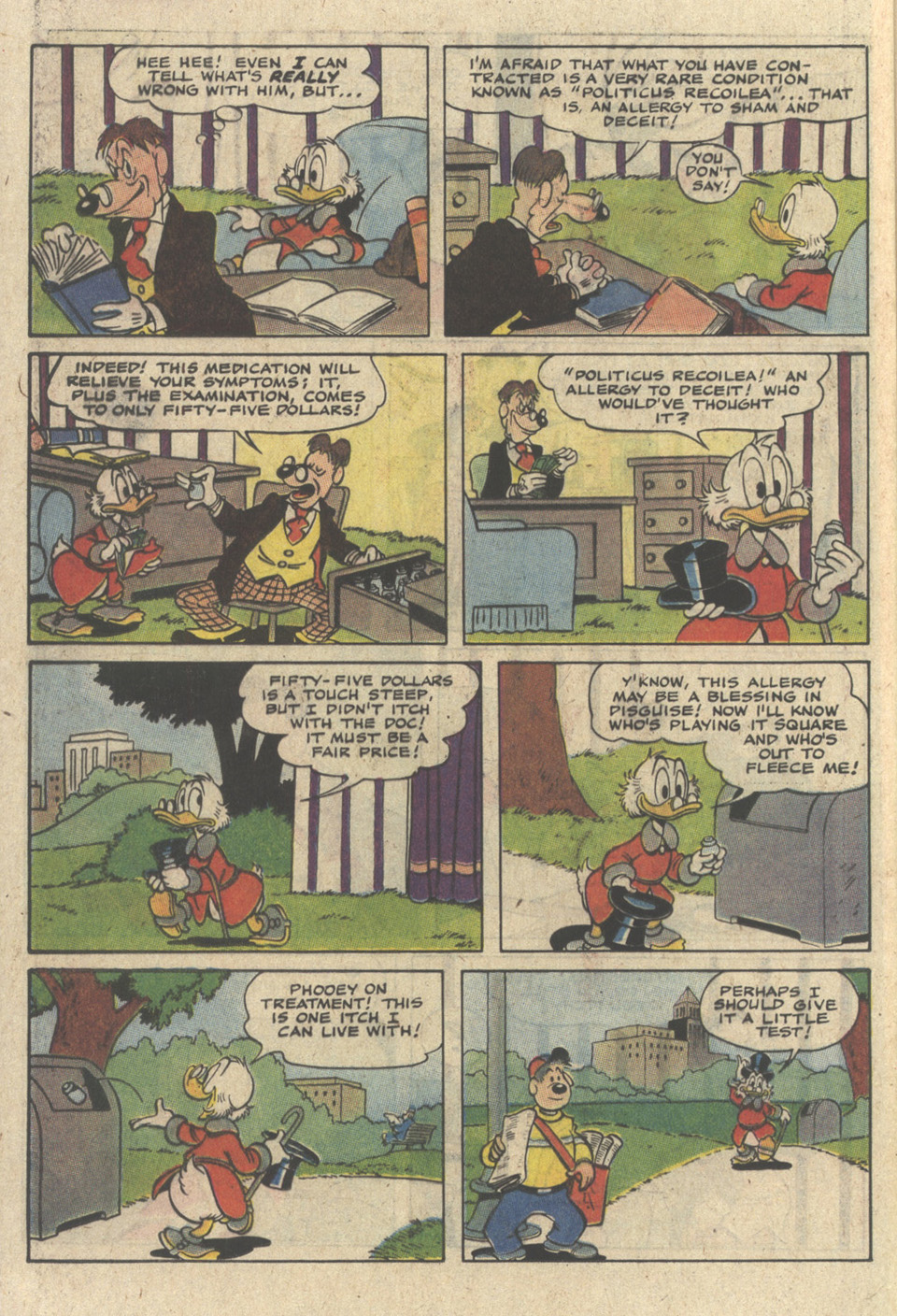 Read online Uncle Scrooge (1953) comic -  Issue #235 - 24