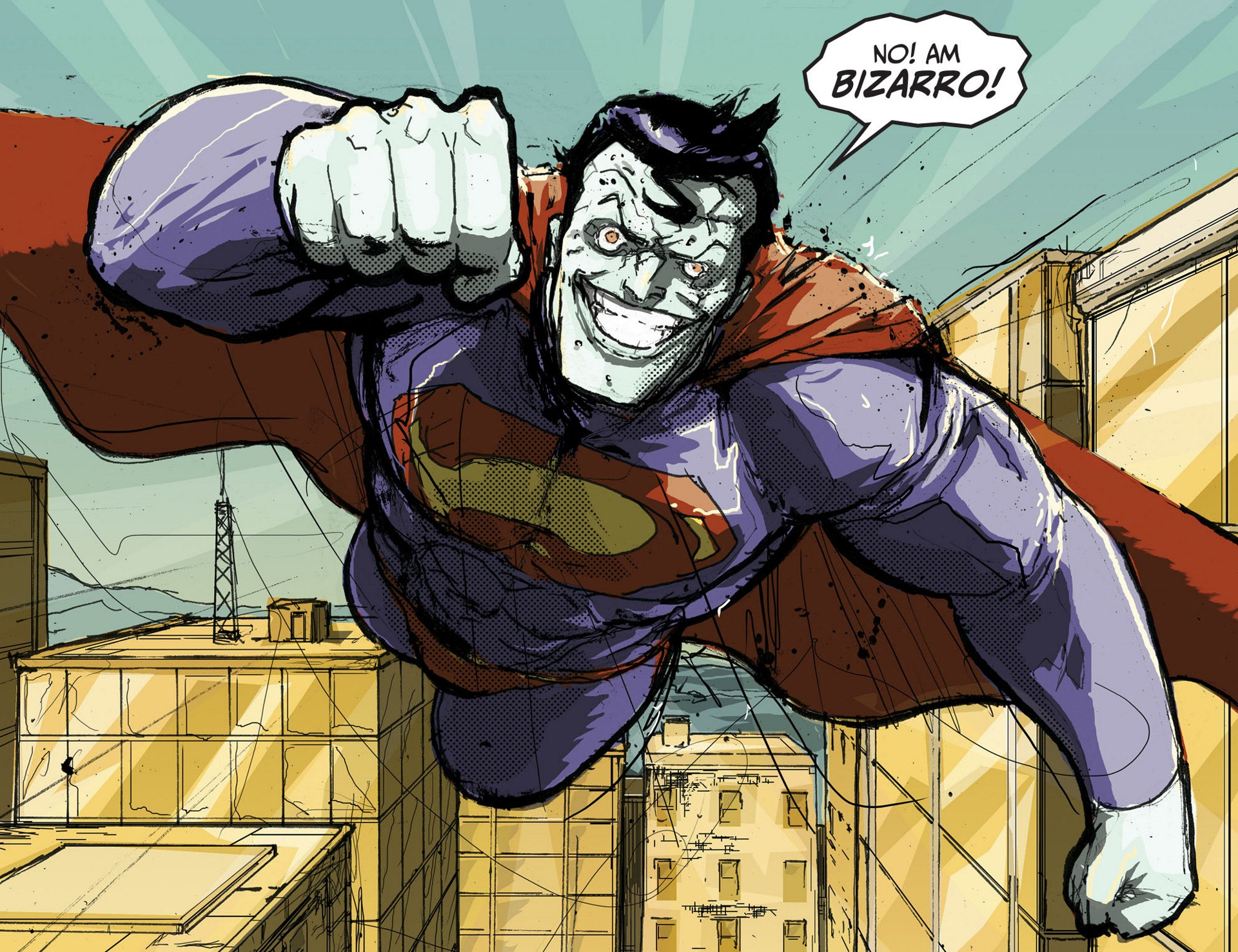 Read online Adventures of Superman [I] comic -  Issue #3 - 4