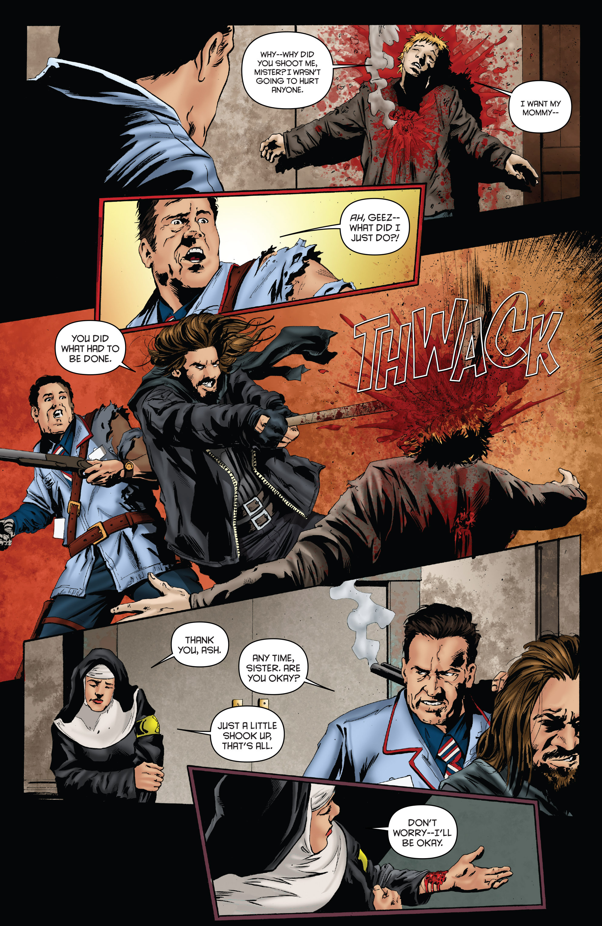 Read online Army of Darkness: Furious Road comic -  Issue #2 - 24
