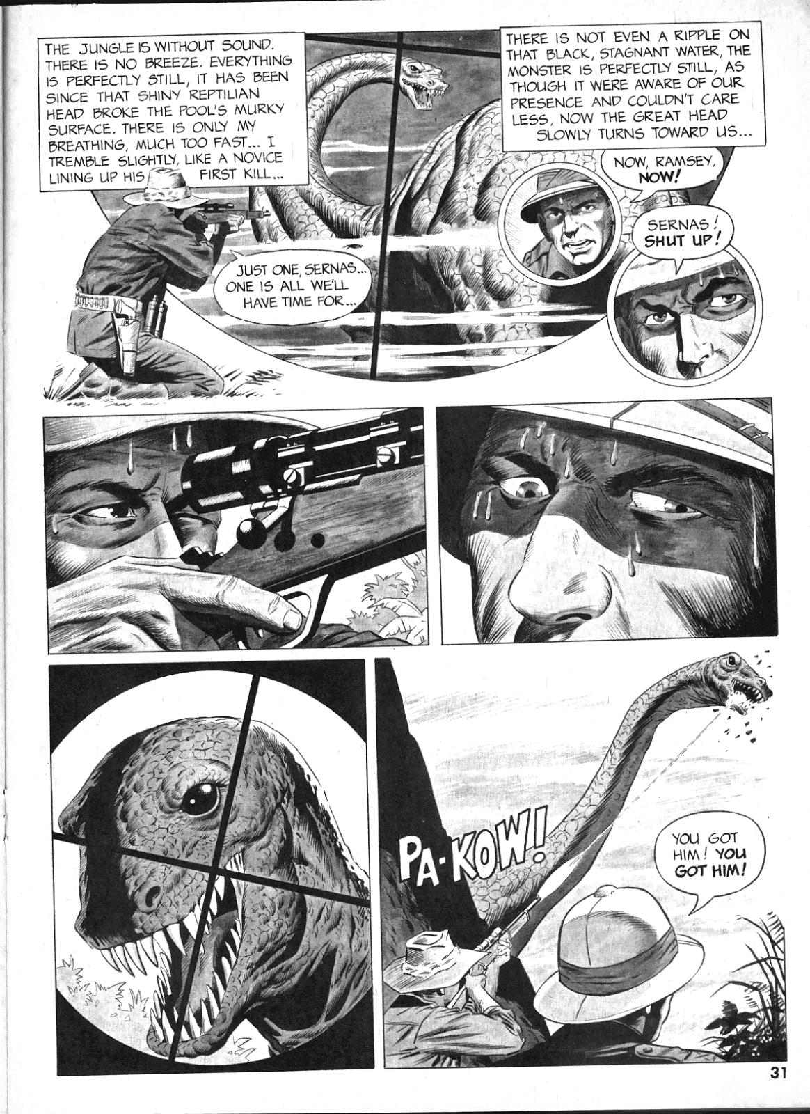Creepy (1964) Issue #25 #25 - English 31