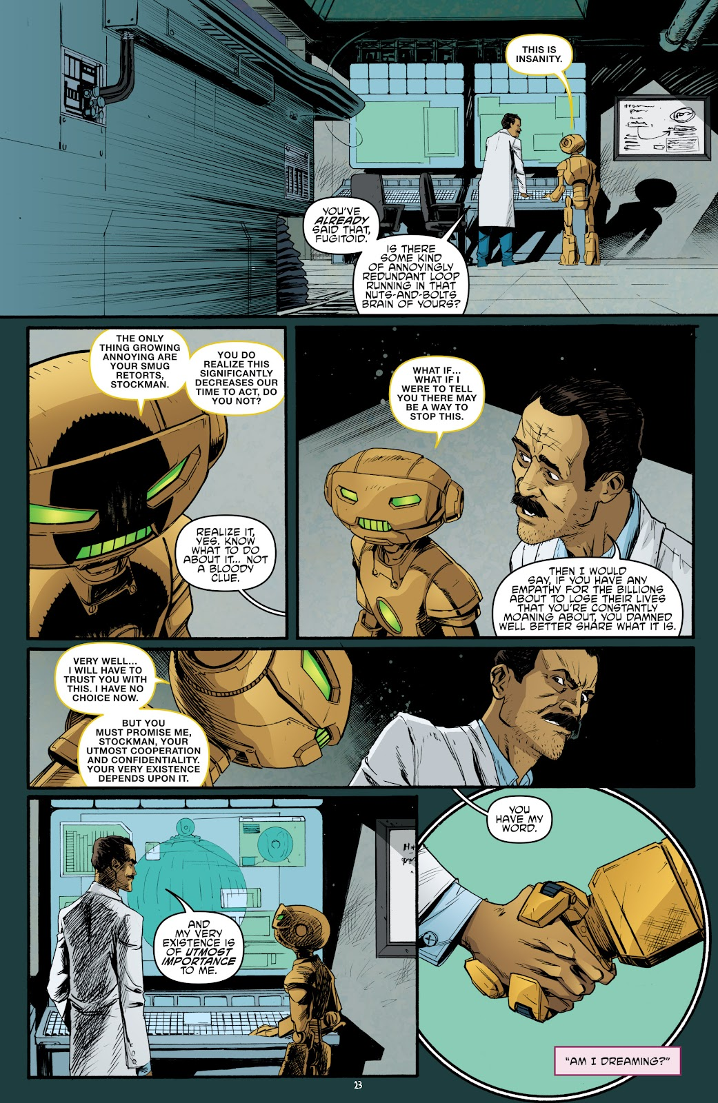 Read online Teenage Mutant Ninja Turtles: The IDW Collection comic -  Issue # TPB 5 (Part 3) - 82