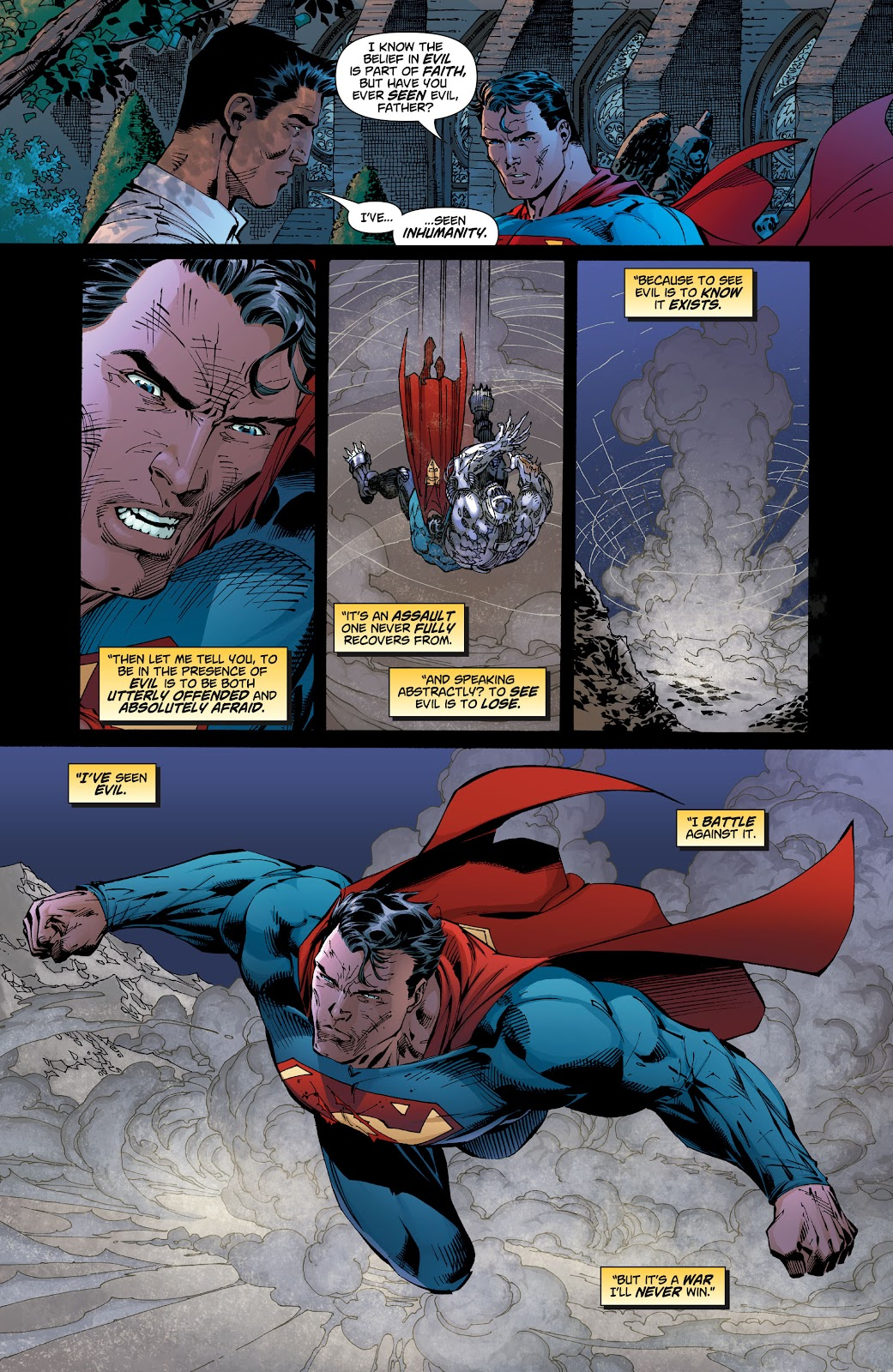 Read online Superman: For Tomorrow comic -  Issue # TPB (Part 1) - 94