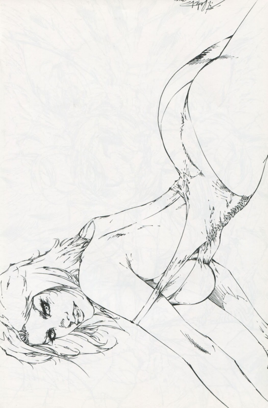 Read online Latex Alice - Bikini Bash Swimsuit Special comic -  Issue # Full - 7
