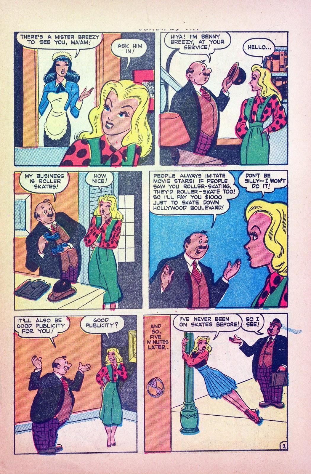 Read online Joker Comics comic -  Issue #39 - 13