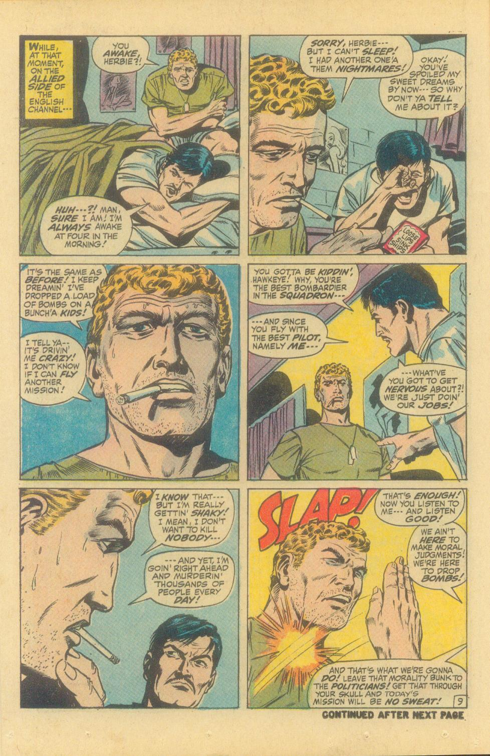 Read online Sgt. Fury comic -  Issue #94 - 14