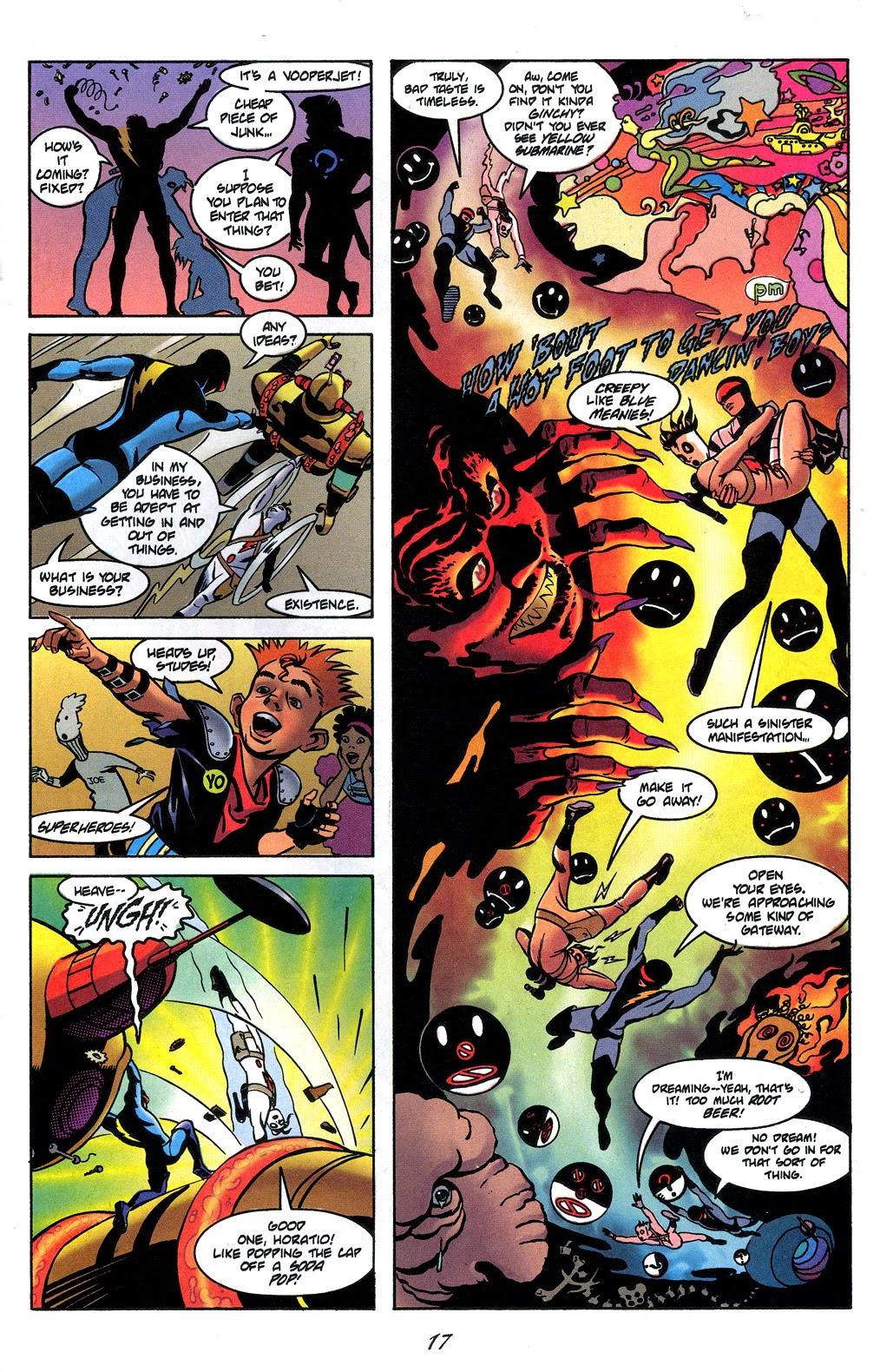 Read online Nexus Meets Madman comic -  Issue # Full - 19