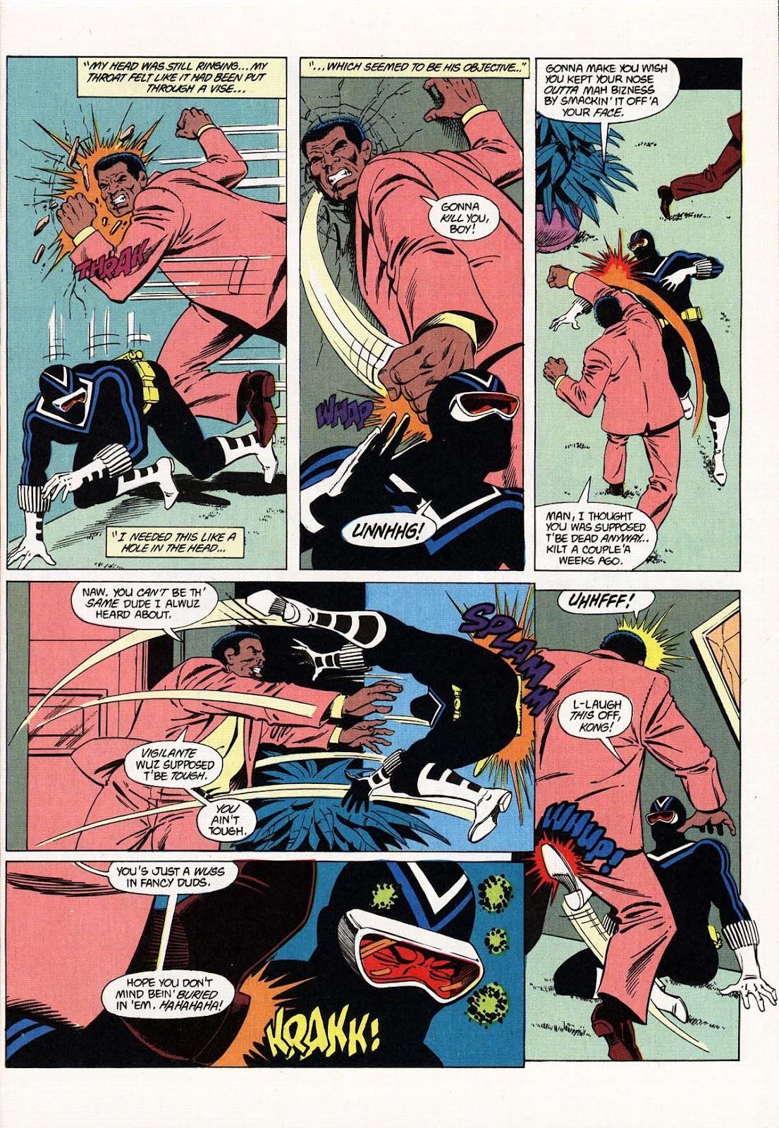 Vigilante (1983) issue 31 - Page 5
