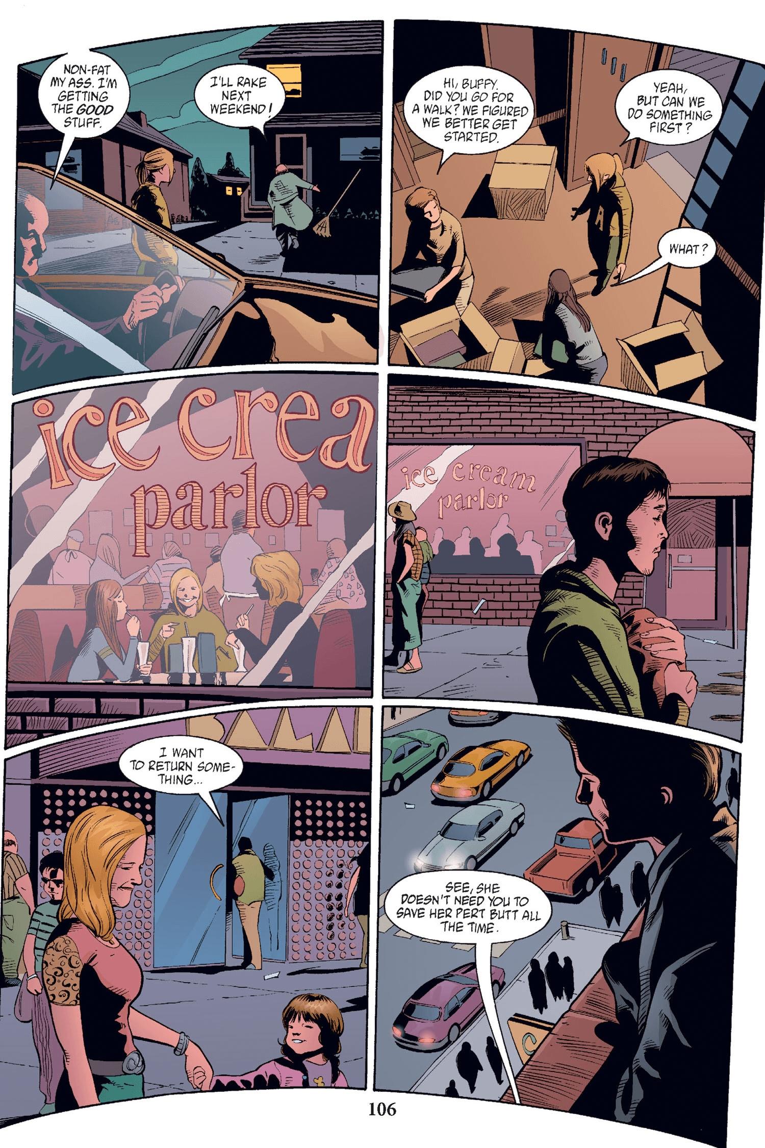 Read online Buffy the Vampire Slayer: Omnibus comic -  Issue # TPB 2 - 103