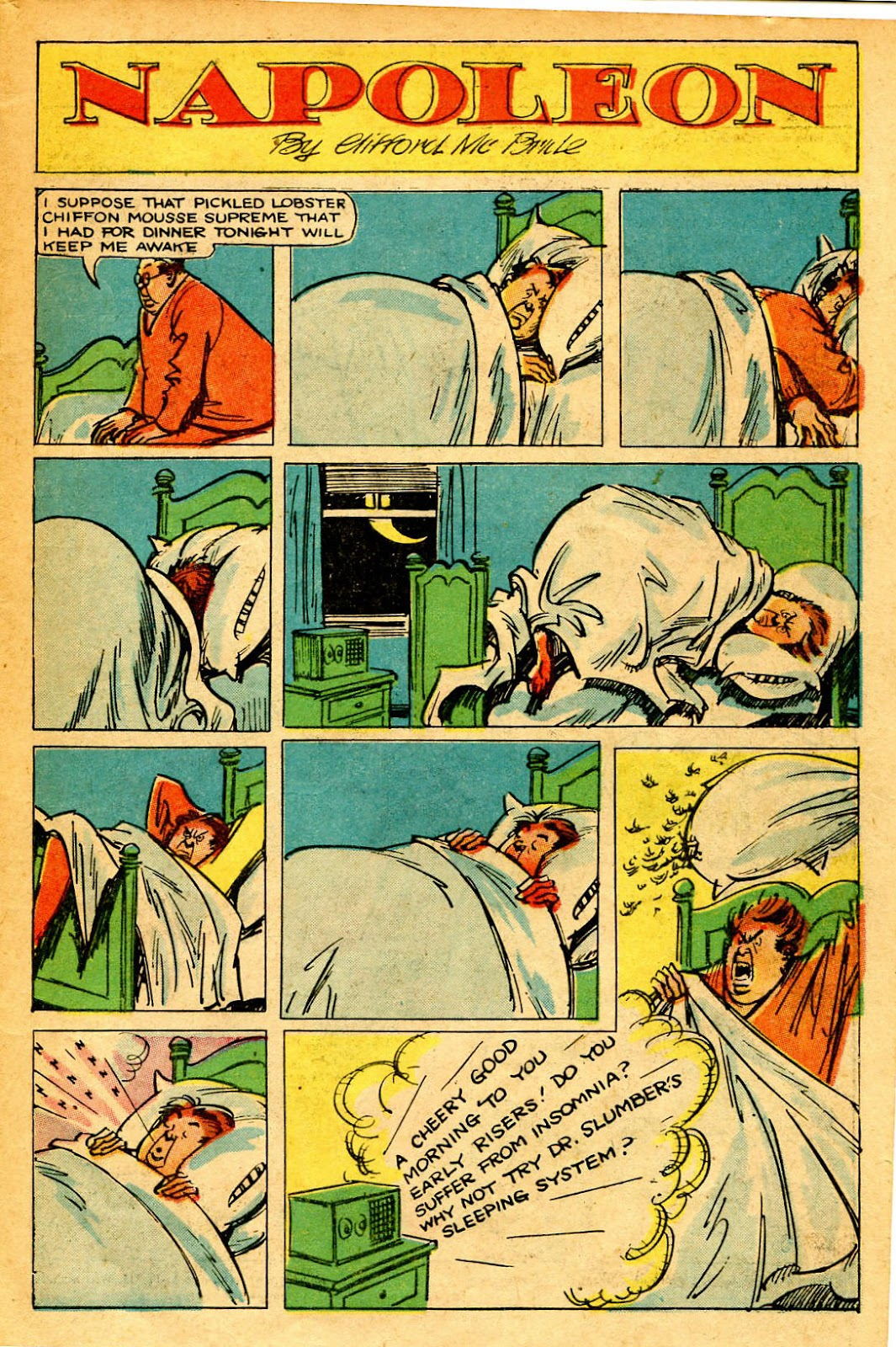 Read online Famous Funnies comic -  Issue #126 - 11