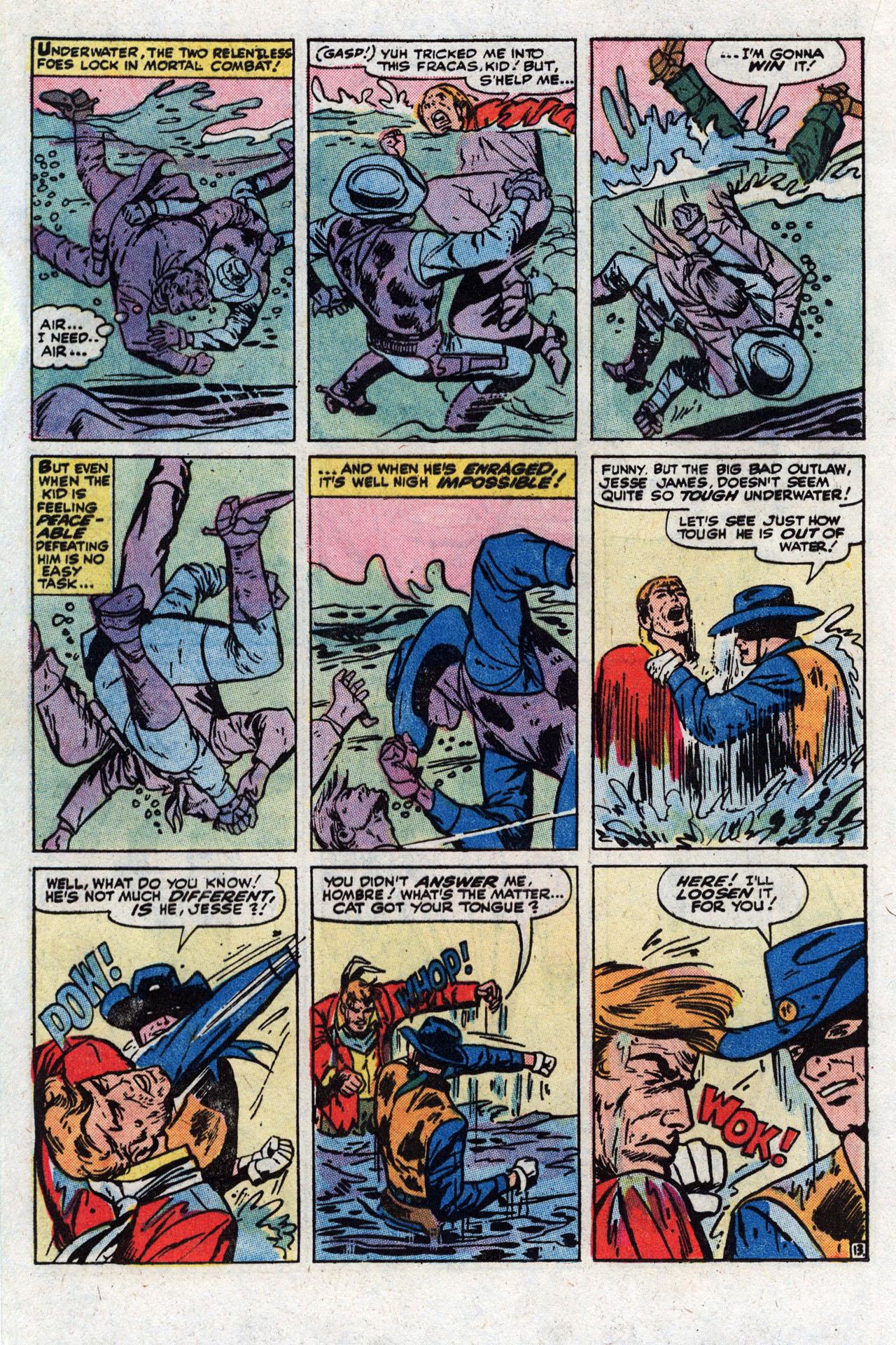 Read online Two-Gun Kid comic -  Issue #111 - 20