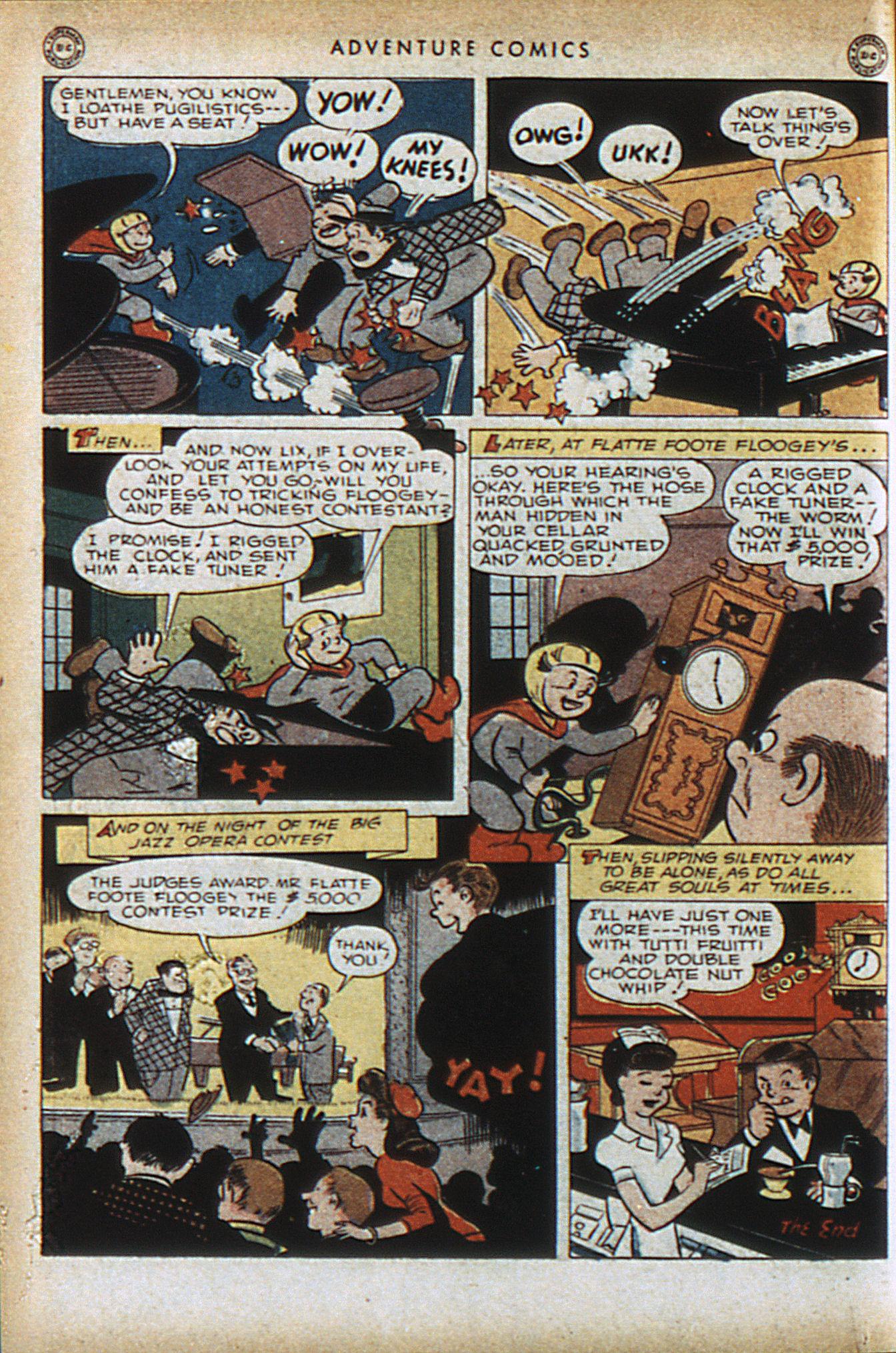 Read online Adventure Comics (1938) comic -  Issue #96 - 31