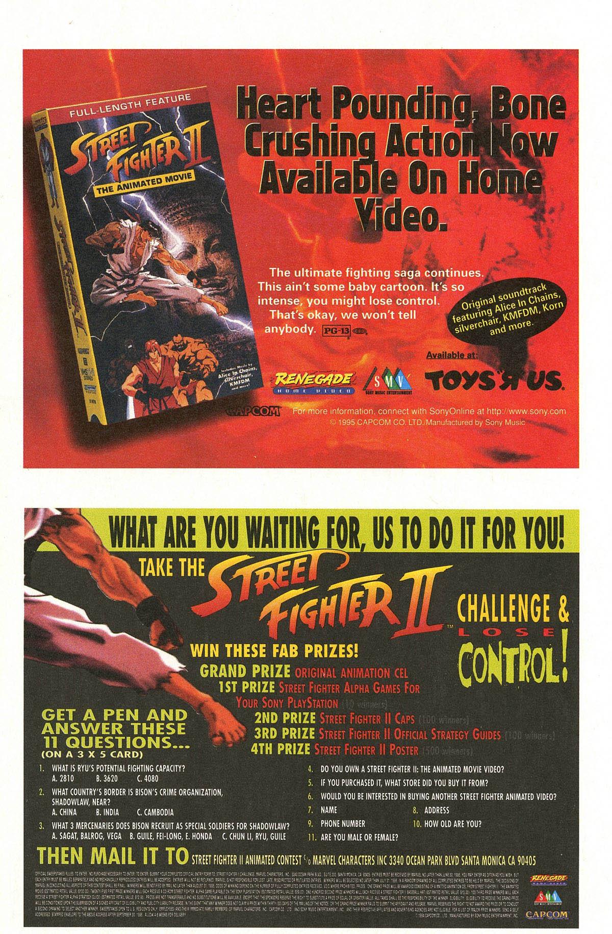 Read online UltraForce (1995) comic -  Issue #5 - 29