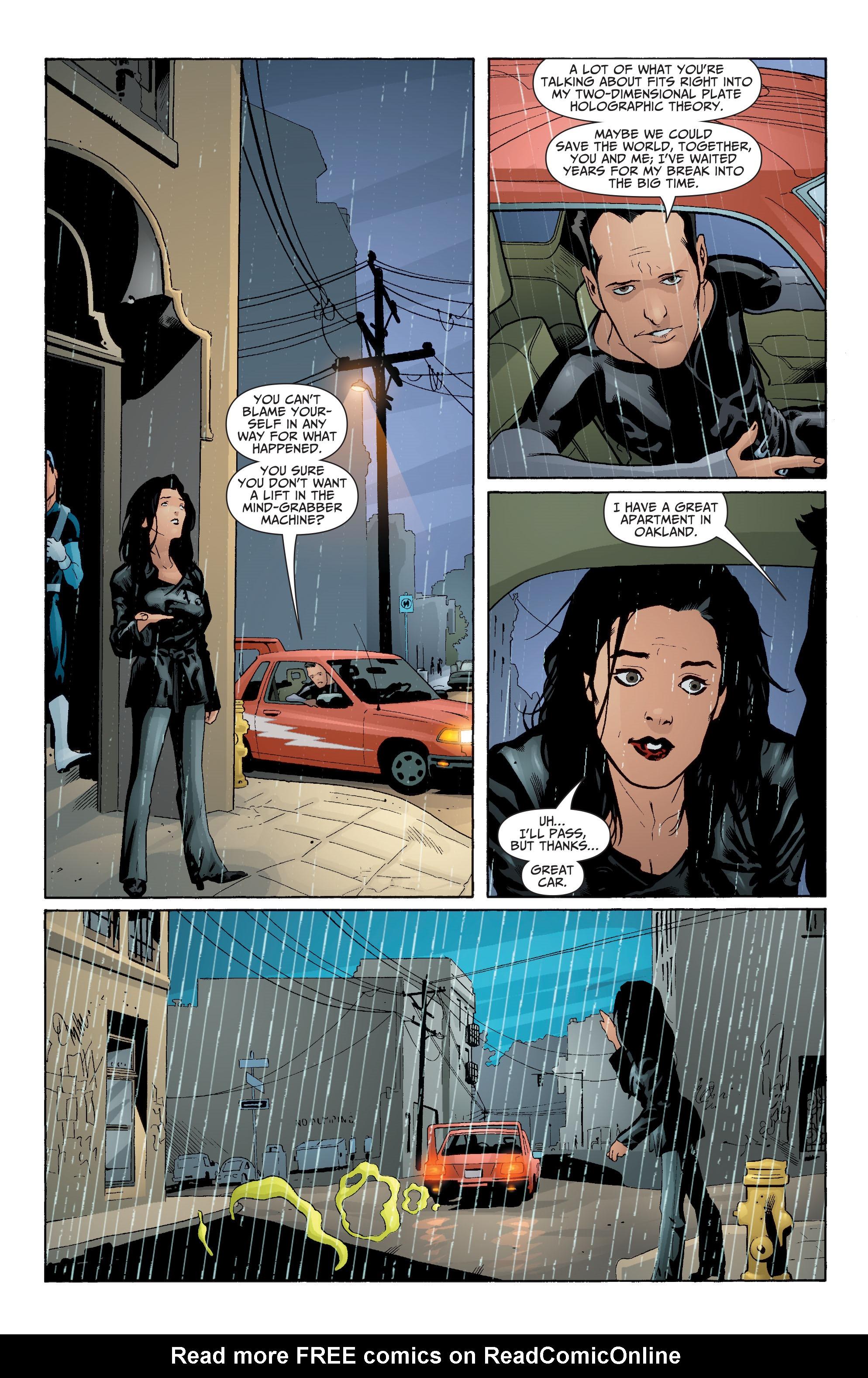 Read online Seven Soldiers: Zatanna comic -  Issue #1 - 19