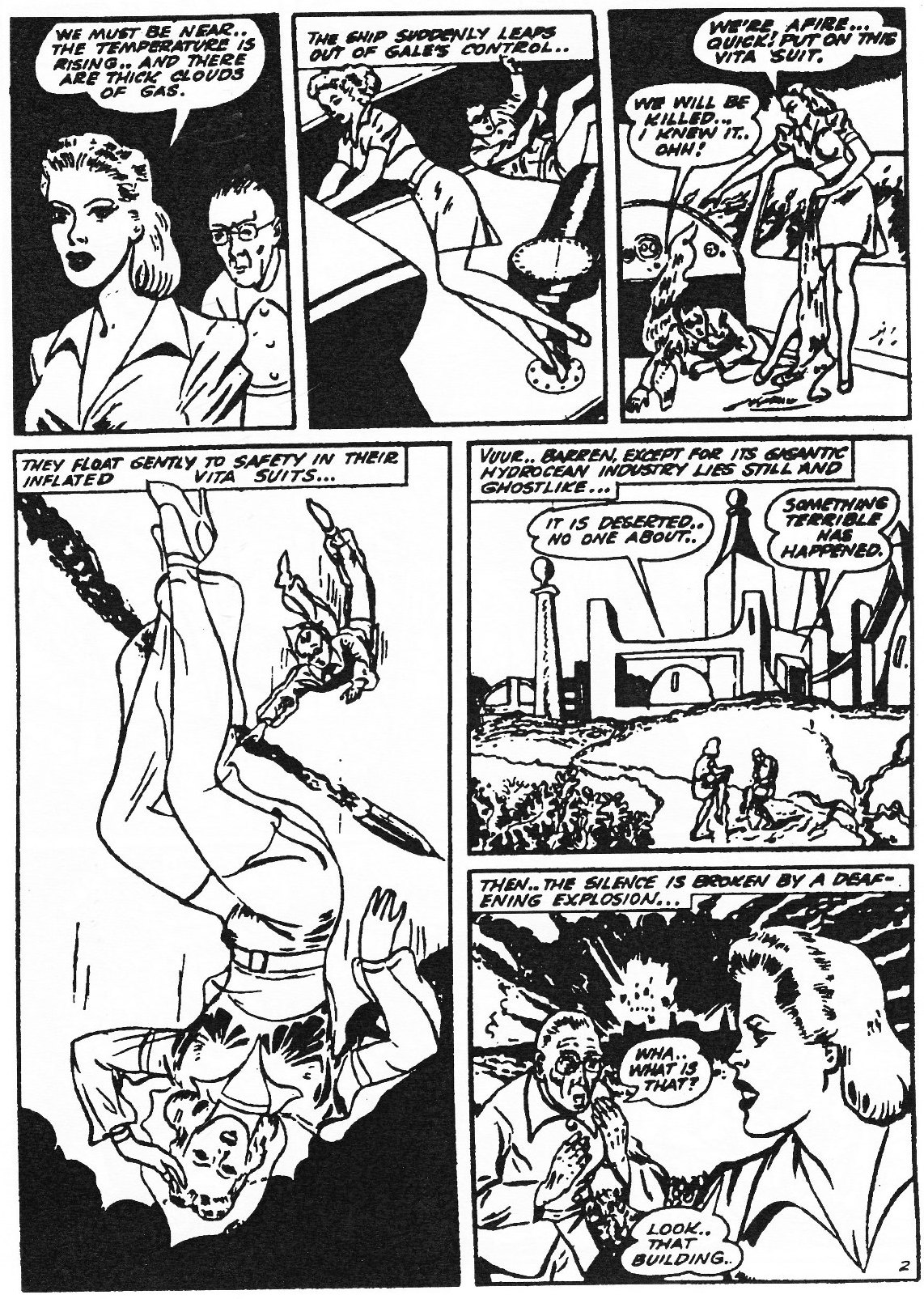 Read online Men of Mystery Comics comic -  Issue #82 - 55