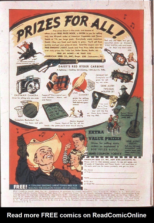 Read online Hit Comics comic -  Issue #21 - 2