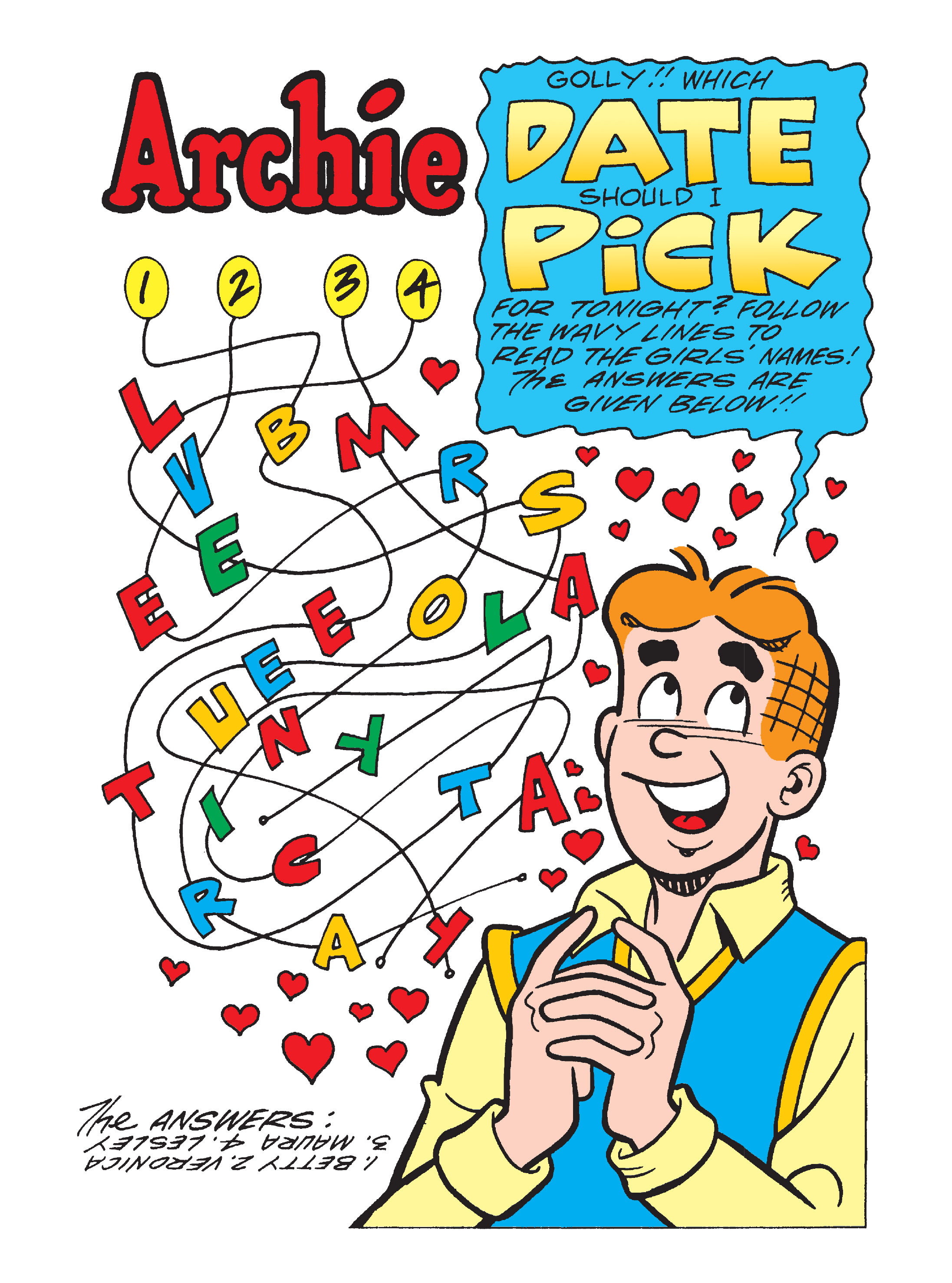Read online Archie's Funhouse Double Digest comic -  Issue #7 - 125