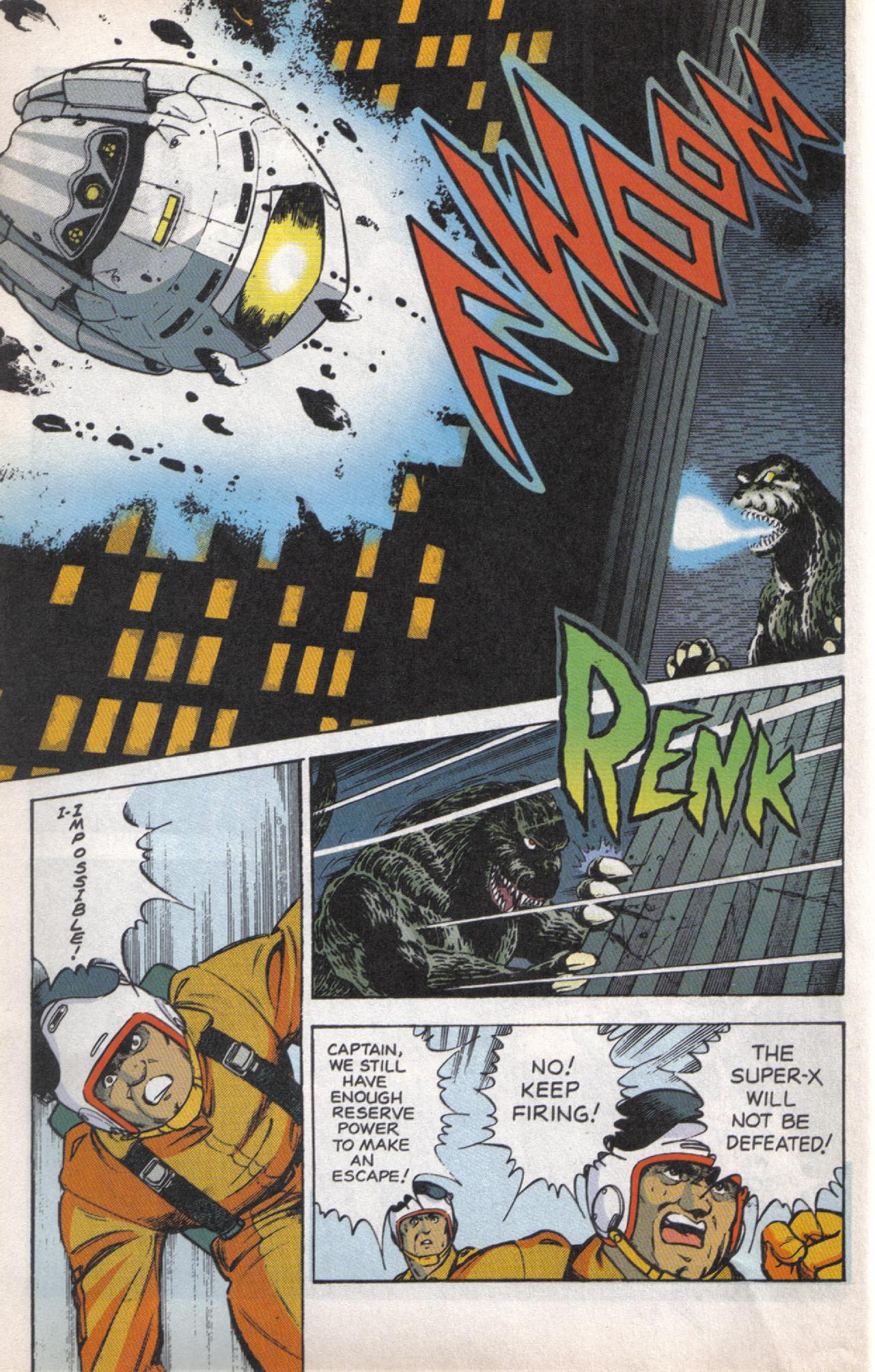 Read online Dark Horse Classics: Terror of Godzilla comic -  Issue #5 - 15