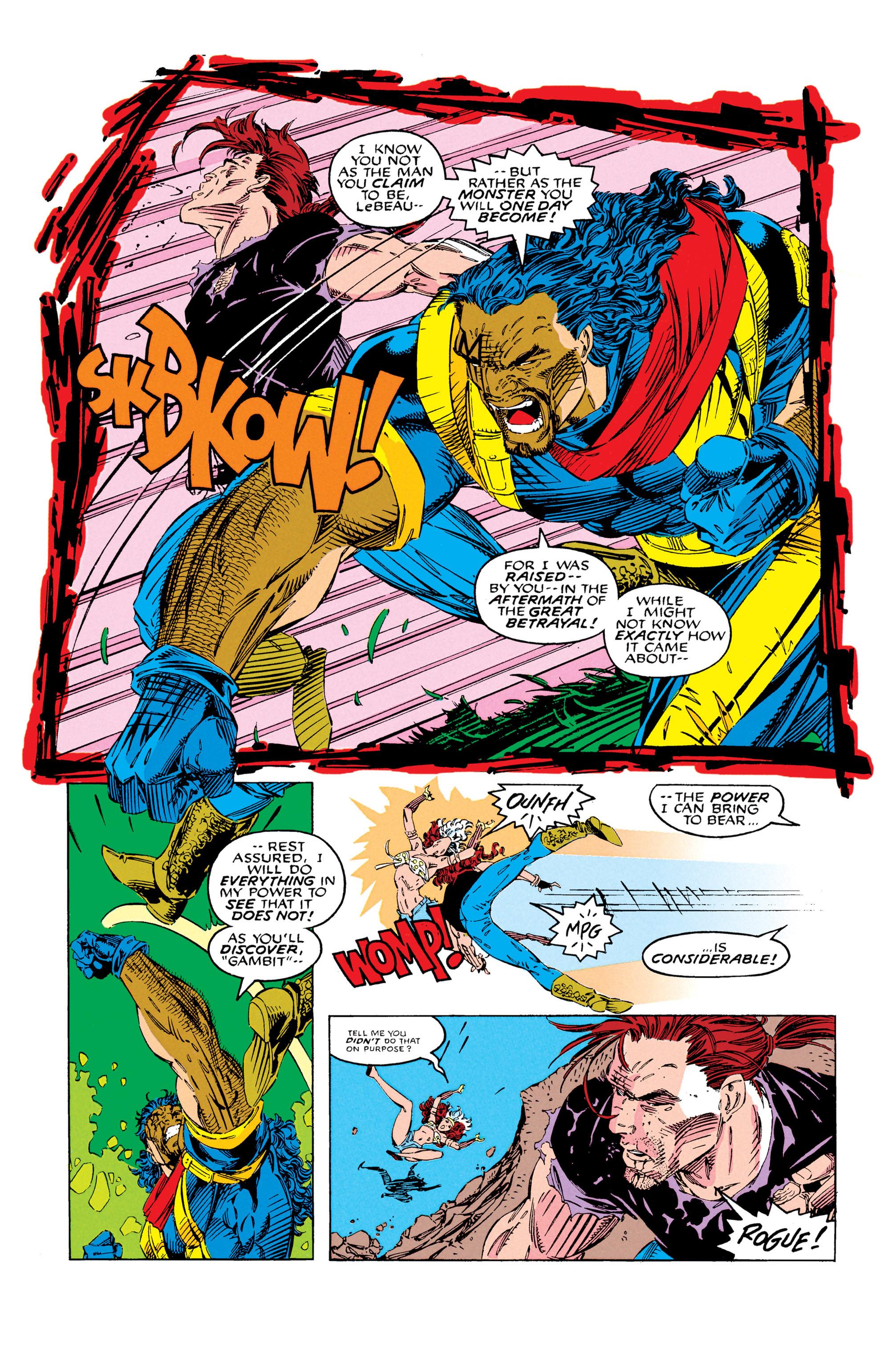 X-Men (1991) 8 Page 12