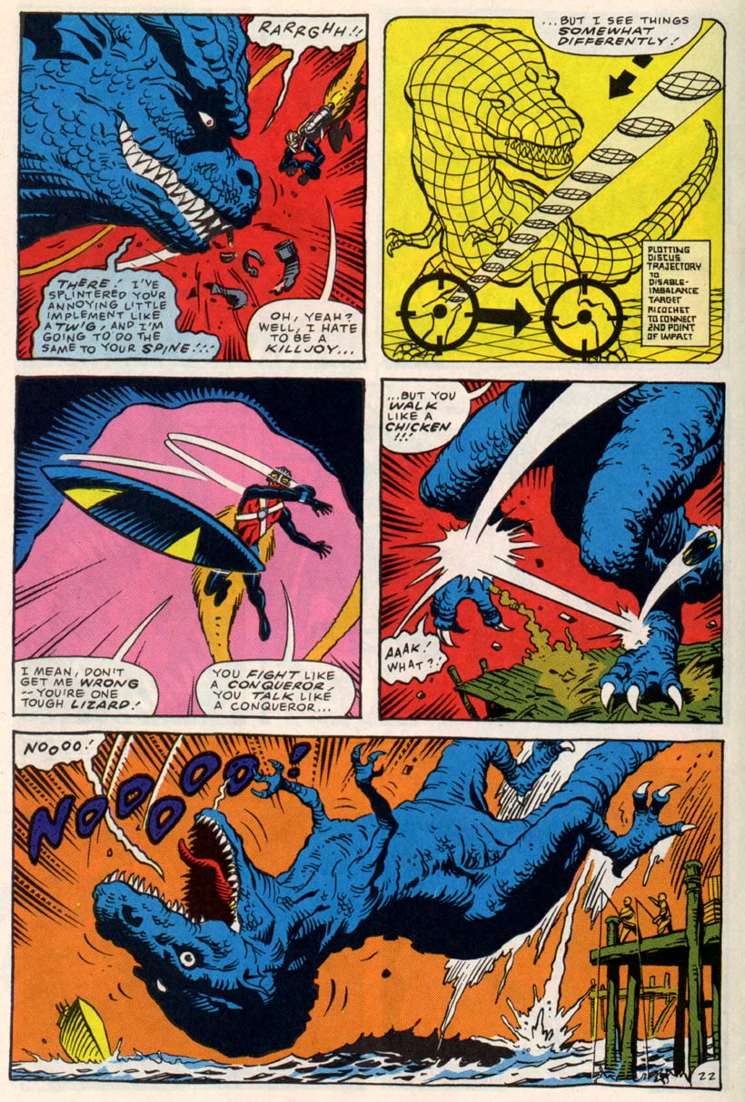 Read online 1963 comic -  Issue #2 - 23