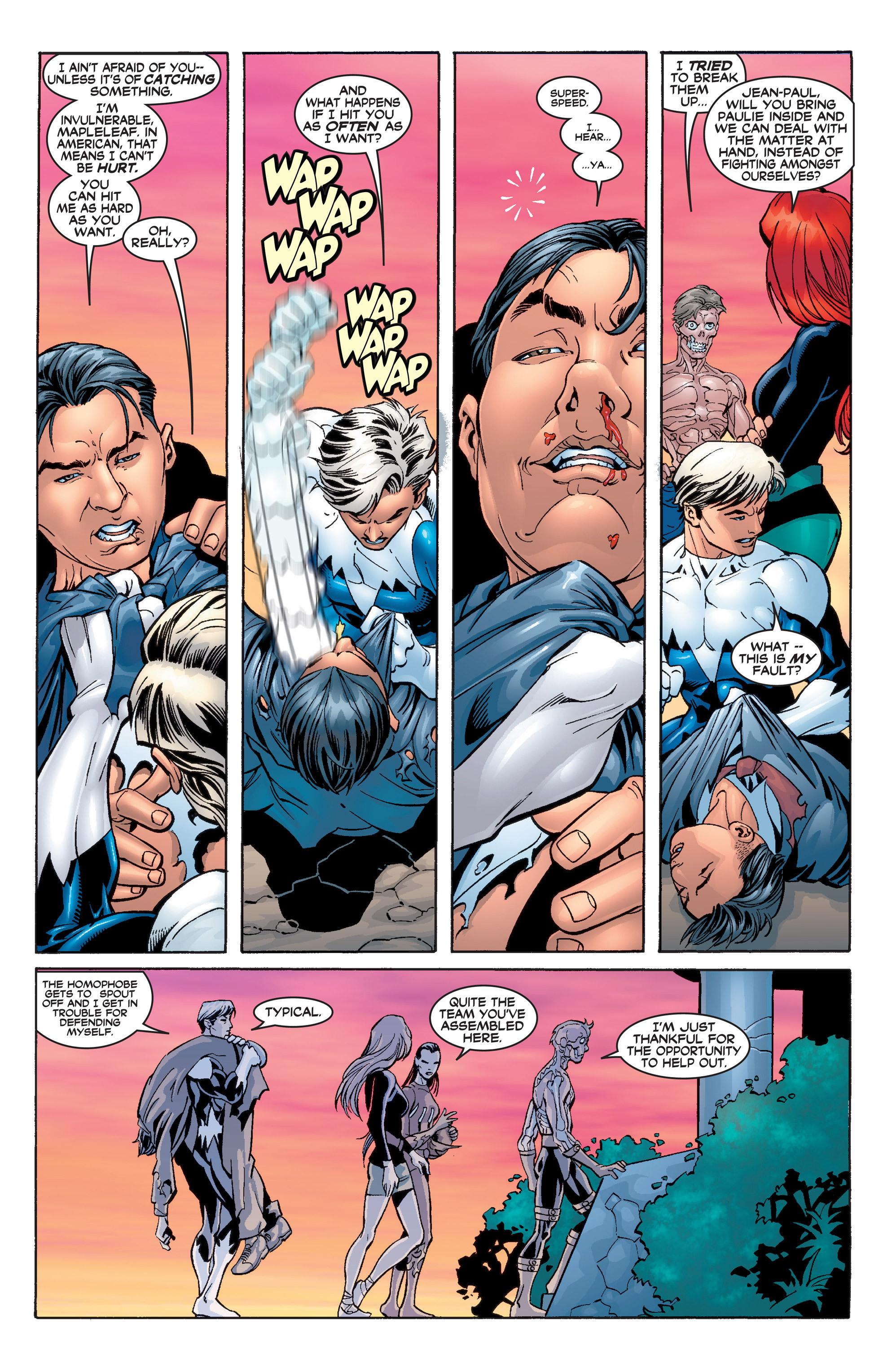 Read online Uncanny X-Men (1963) comic -  Issue #392 - 18